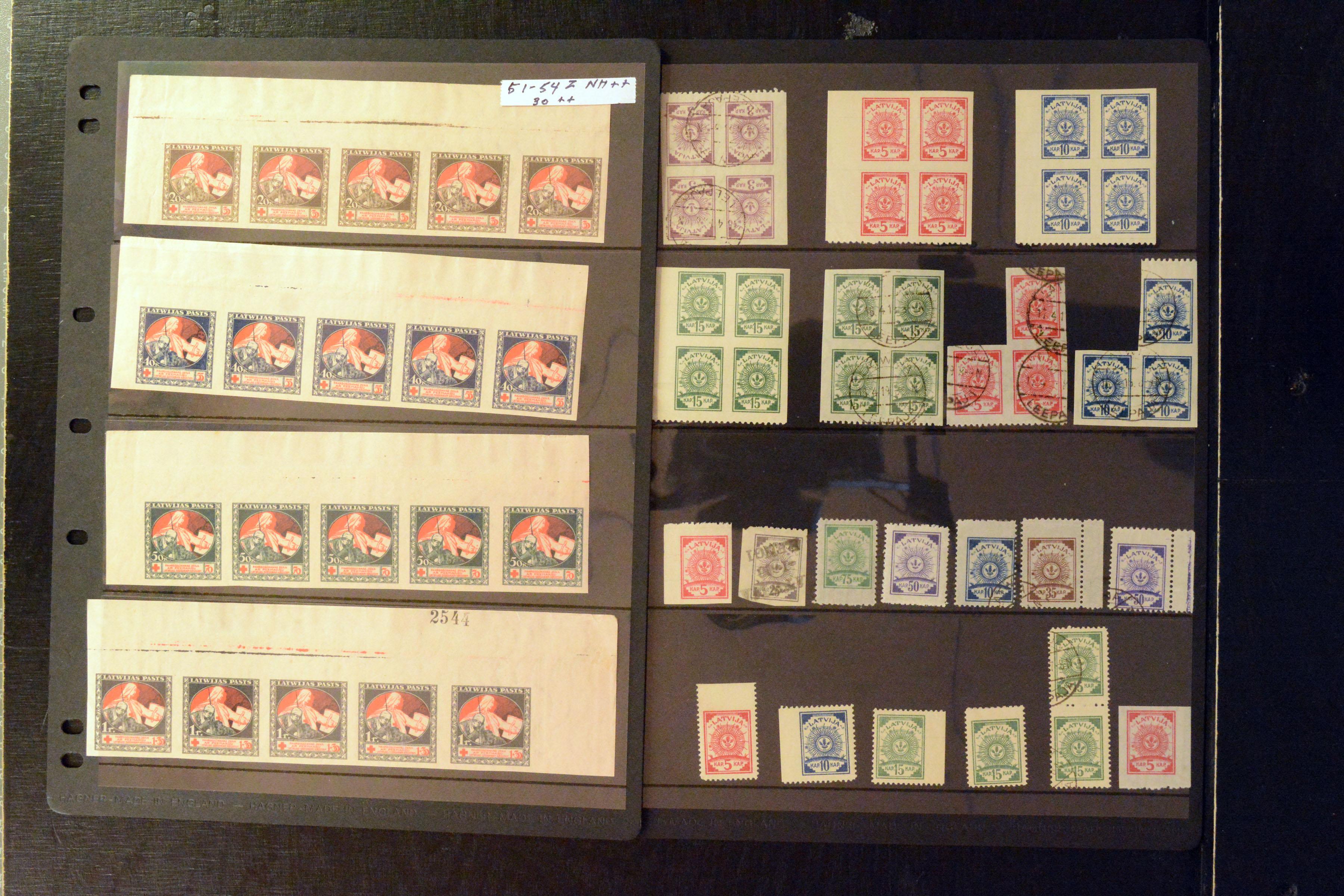 Lot 4240 - europe latvia -  Heinrich Koehler Auktionen Auction #368- Day 3