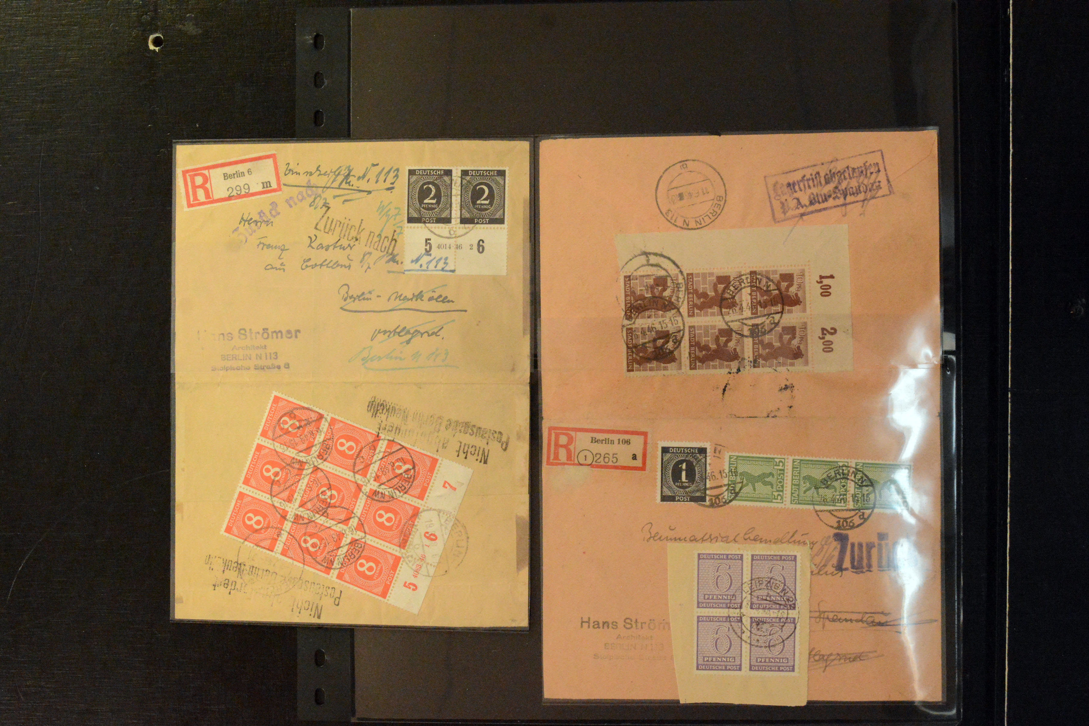 Lot 5135 - germany after 1945 sbz (soviet occupation zone) -  Heinrich Koehler Auktionen Auction #368- Day 3