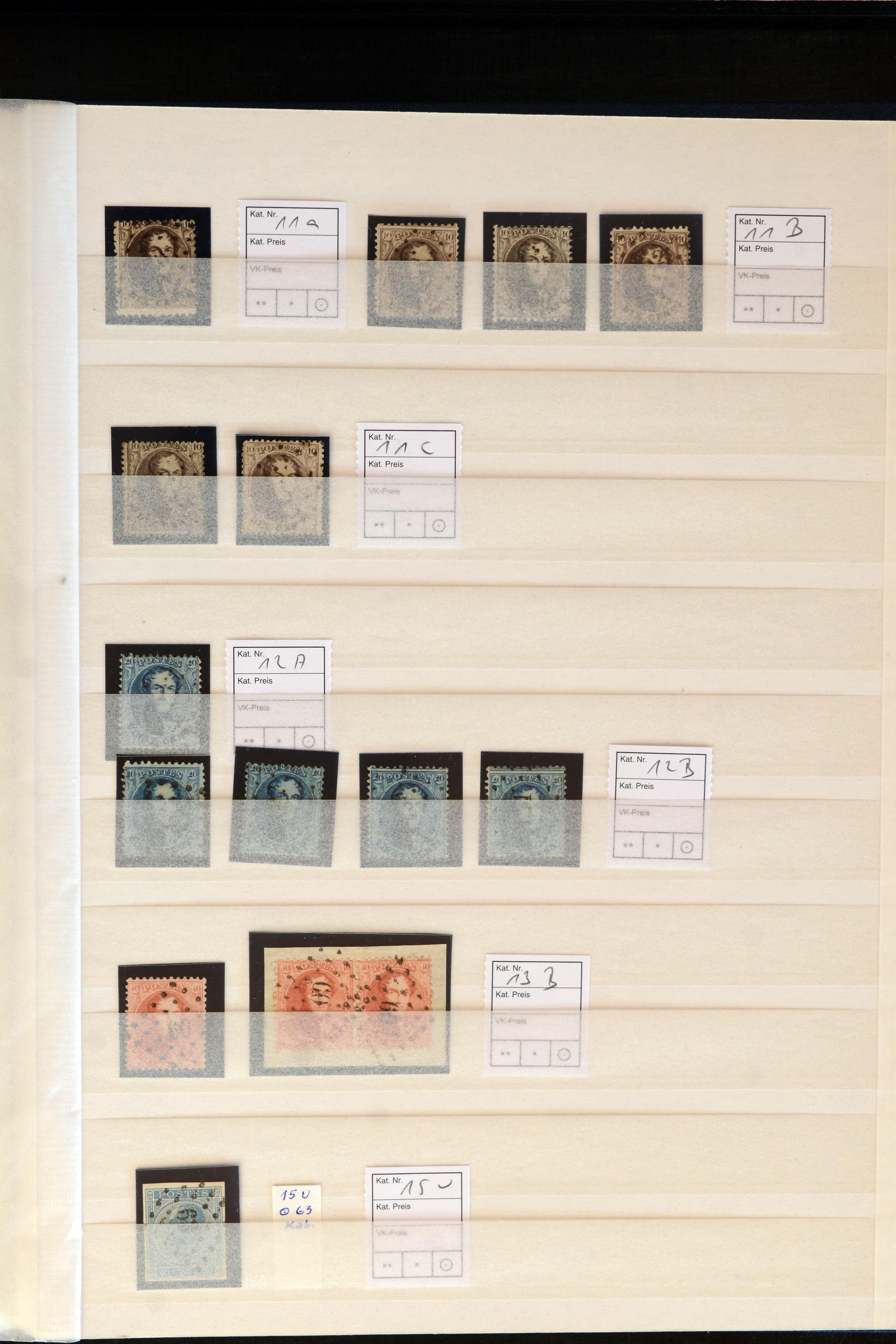 Lot 4048 - europe Belgium -  Heinrich Koehler Auktionen Auction #368- Day 3