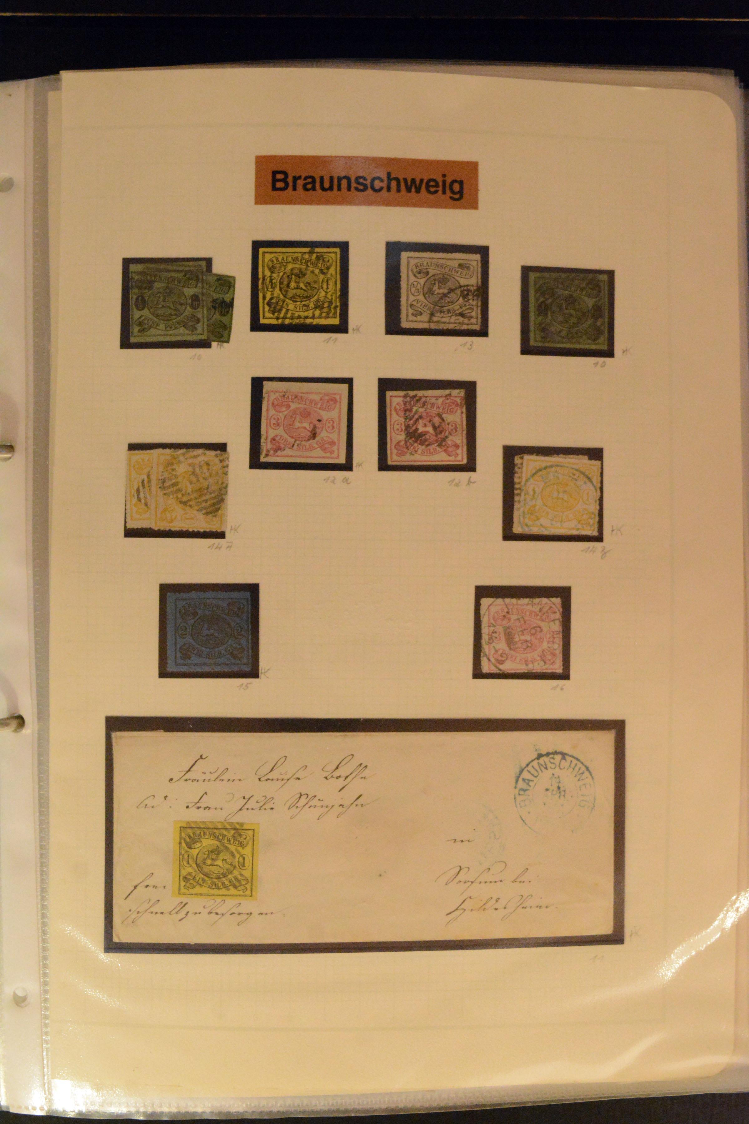 Lot 4610 - Main catalogue german states -  Heinrich Koehler Auktionen Auction #368- Day 3
