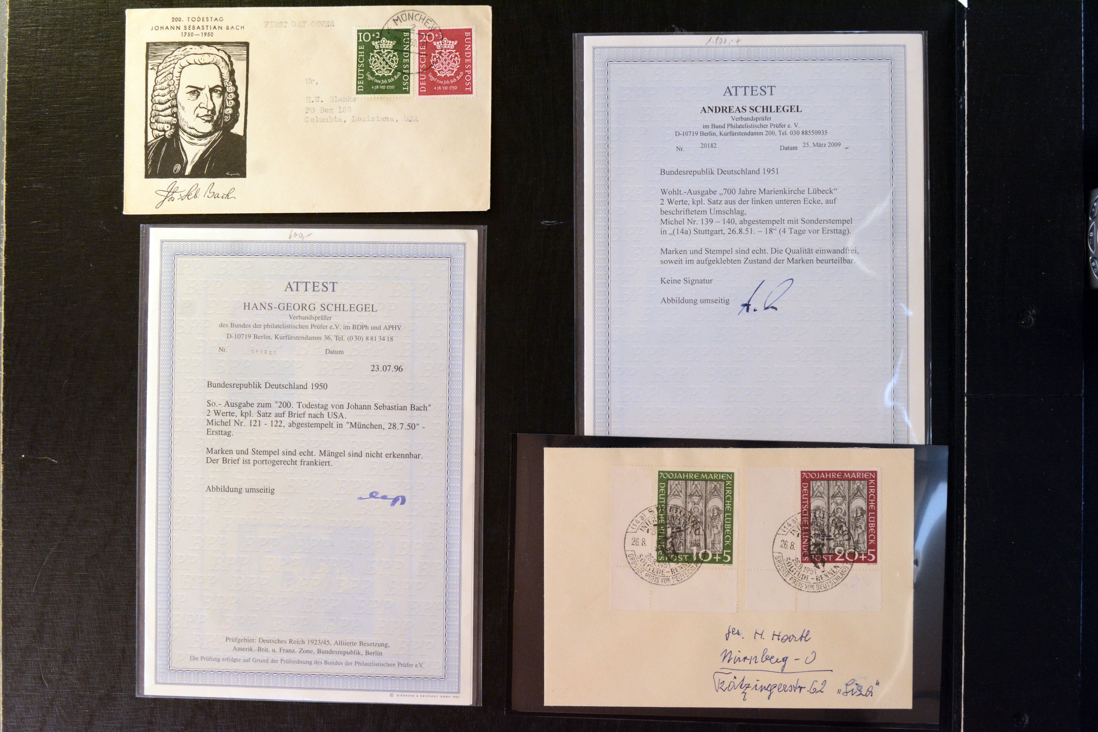 Lot 5257 - germany after 1945 federal republic of germany -  Heinrich Koehler Auktionen Auction #368- Day 3