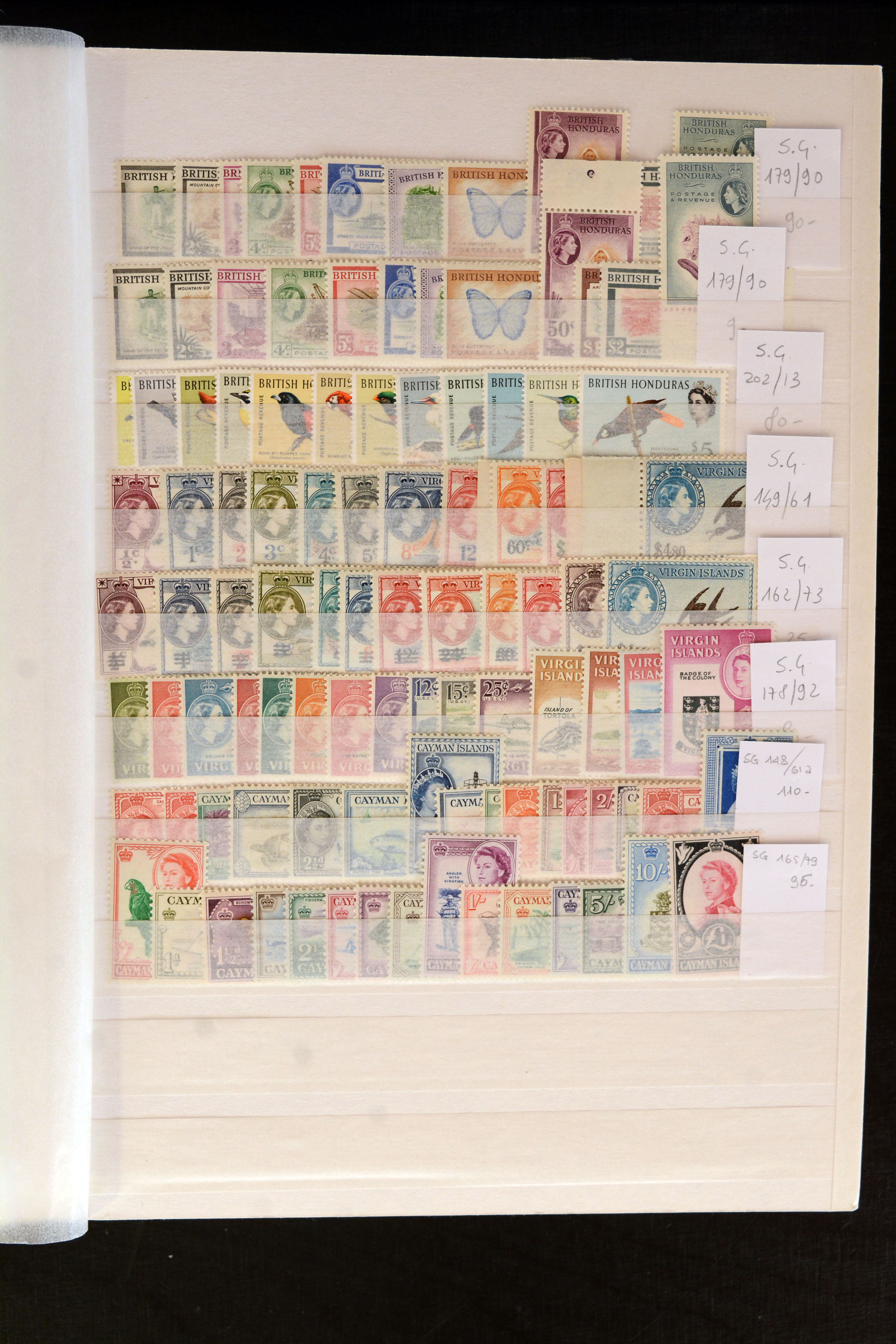 Lot 4149 - British Commonwealth british colonies and offices abroad -  Heinrich Koehler Auktionen Auction #368- Day 3