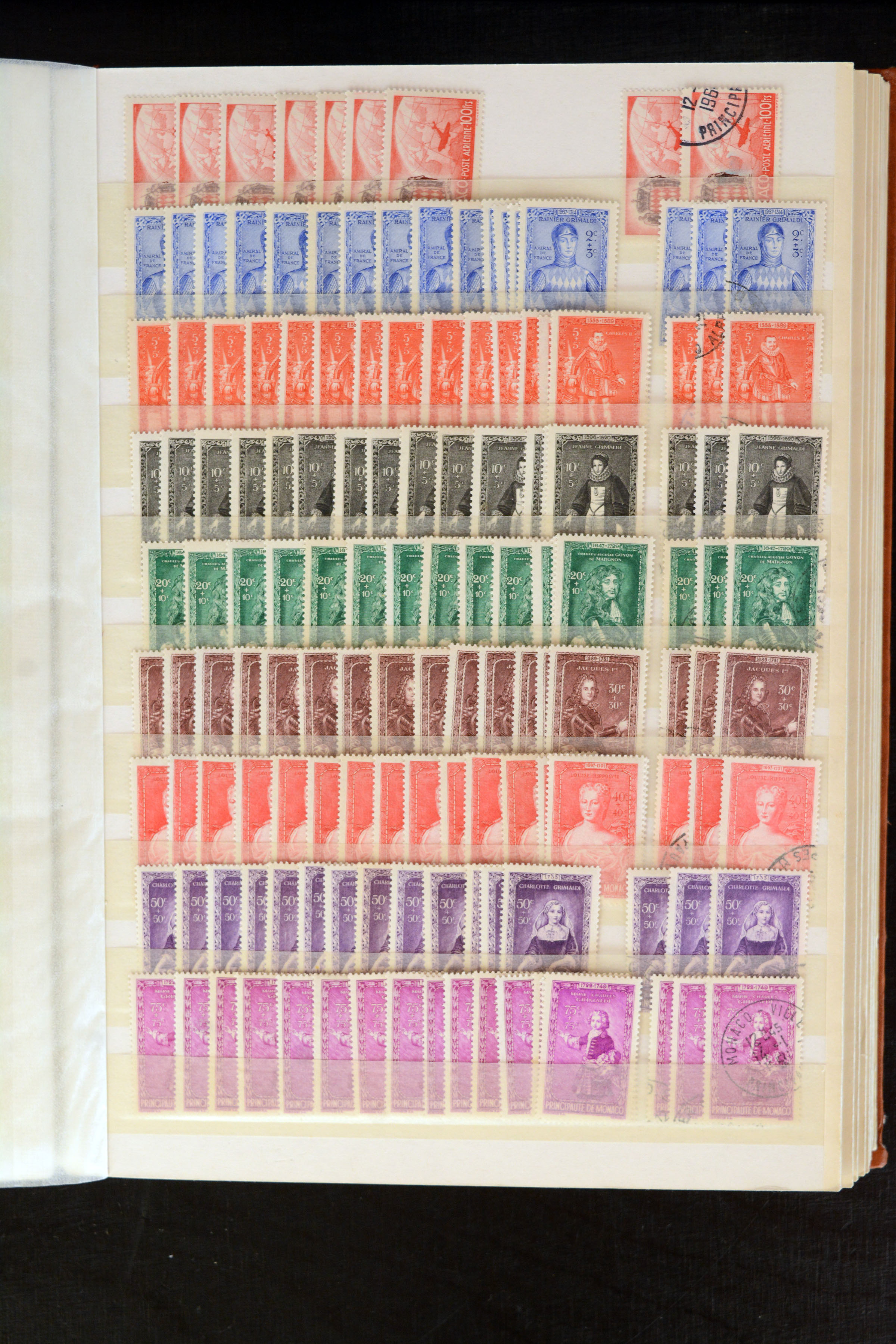 Lot 4274 - europe Monaco -  Heinrich Koehler Auktionen Auction #368- Day 3