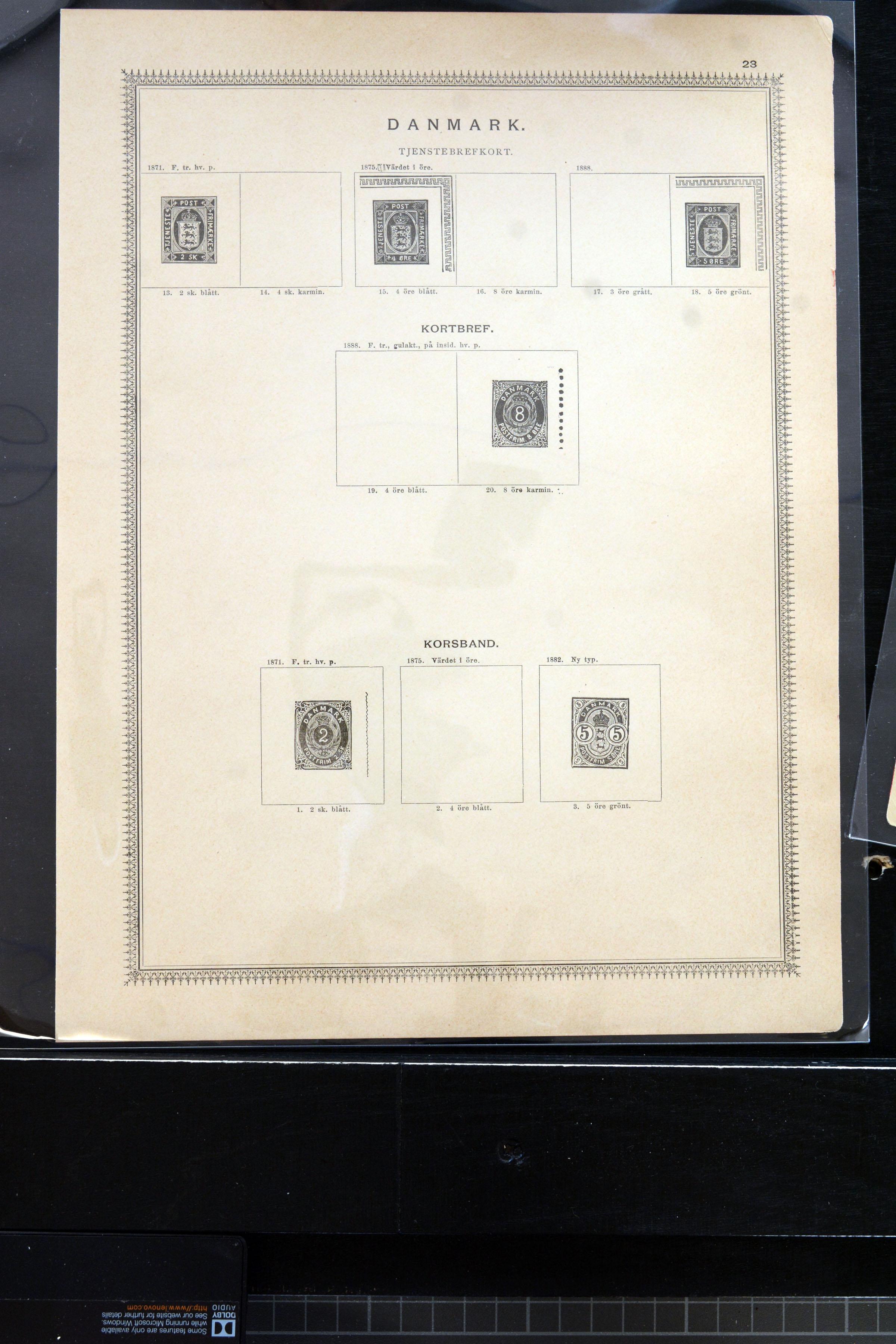 Lot 4005 - europe Denmark -  Heinrich Koehler Auktionen Auction #368- Day 3
