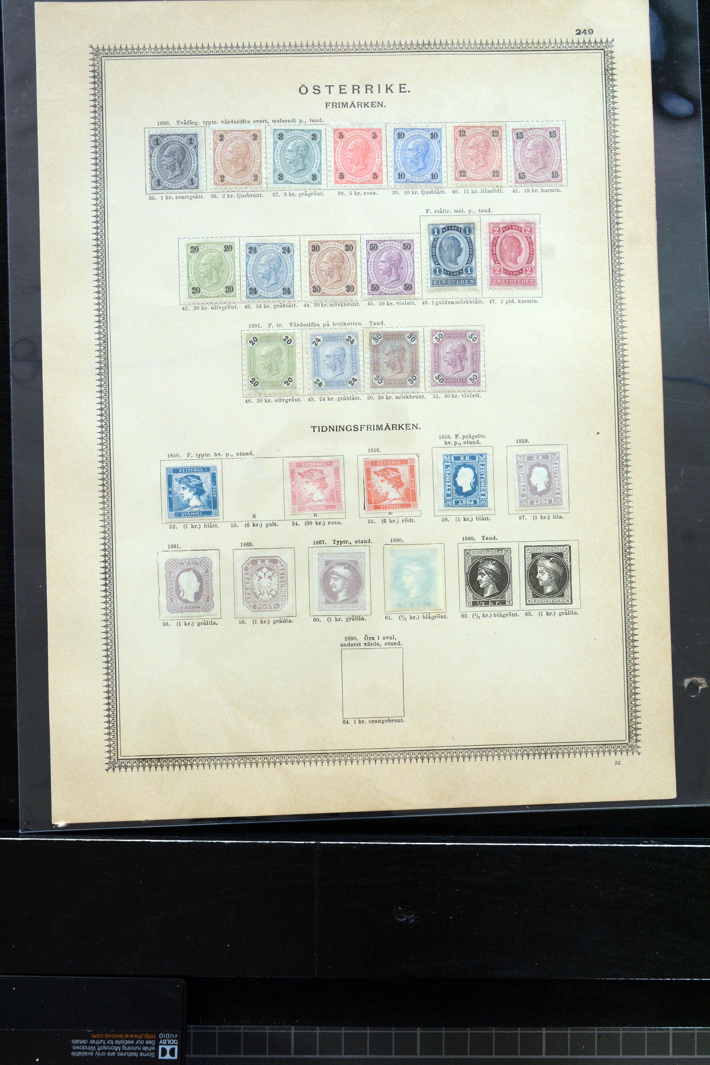 Lot 4016 - europe Austria -  Heinrich Koehler Auktionen Auction #368- Day 3