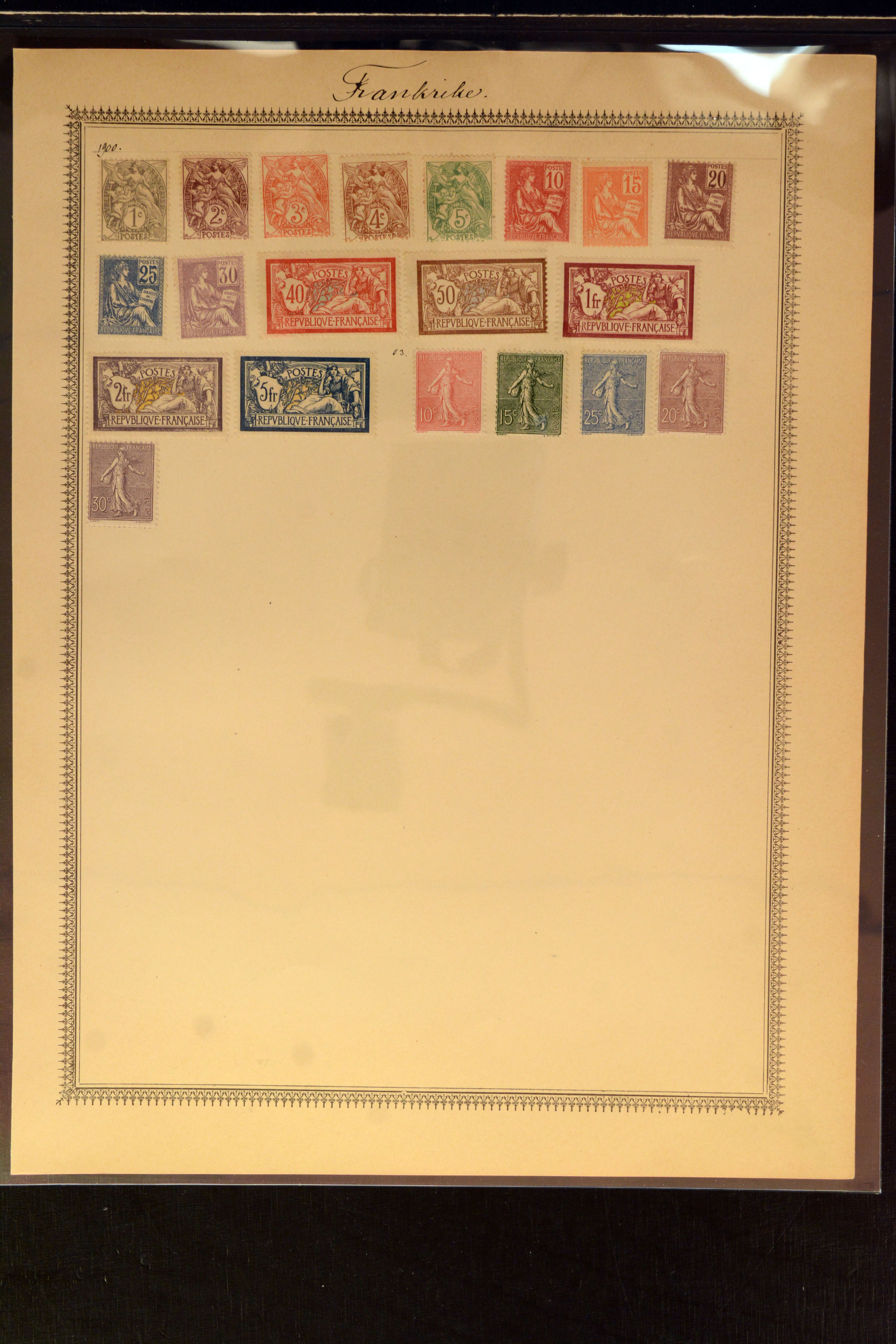 Lot 4007 - europe France -  Heinrich Koehler Auktionen Auction #368- Day 3