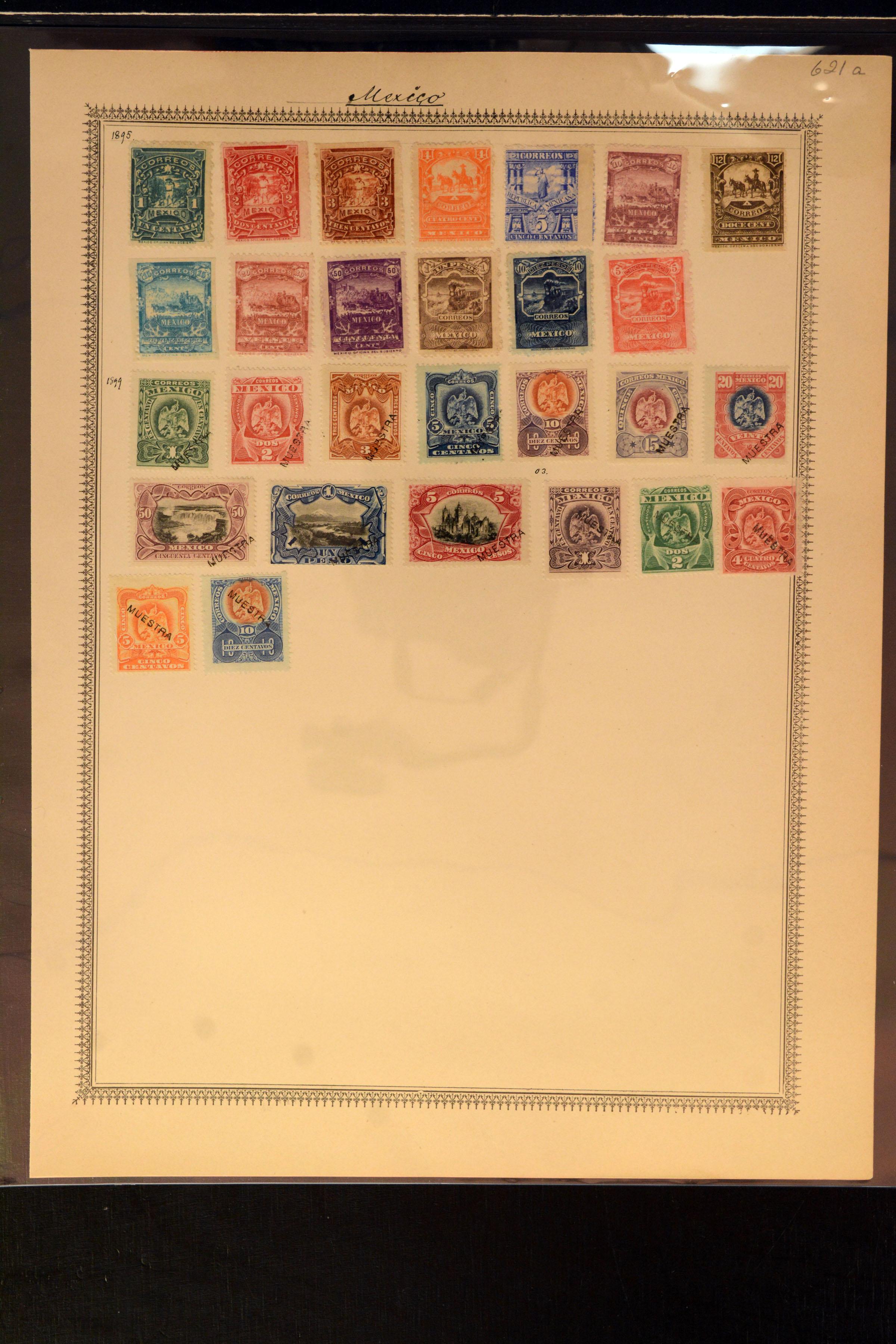 Lot 4036 - Overseas Mexico -  Heinrich Koehler Auktionen Auction #368- Day 3