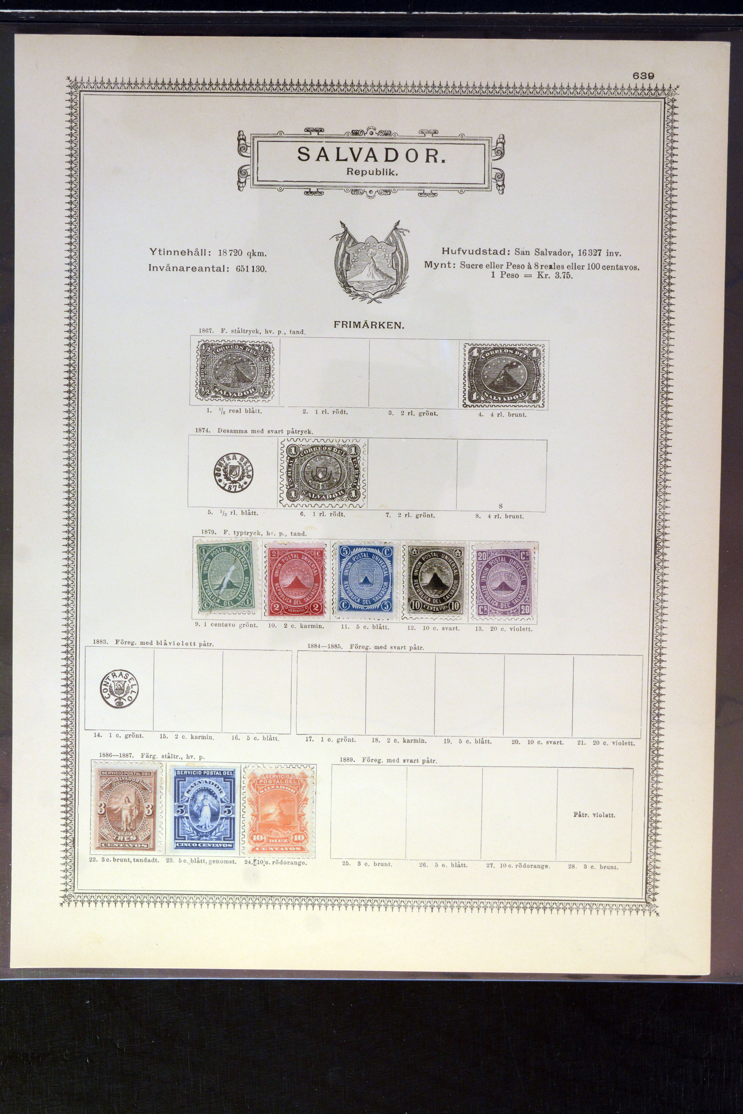 Lot 4025 - america south america -  Heinrich Koehler Auktionen Auction #368- Day 3