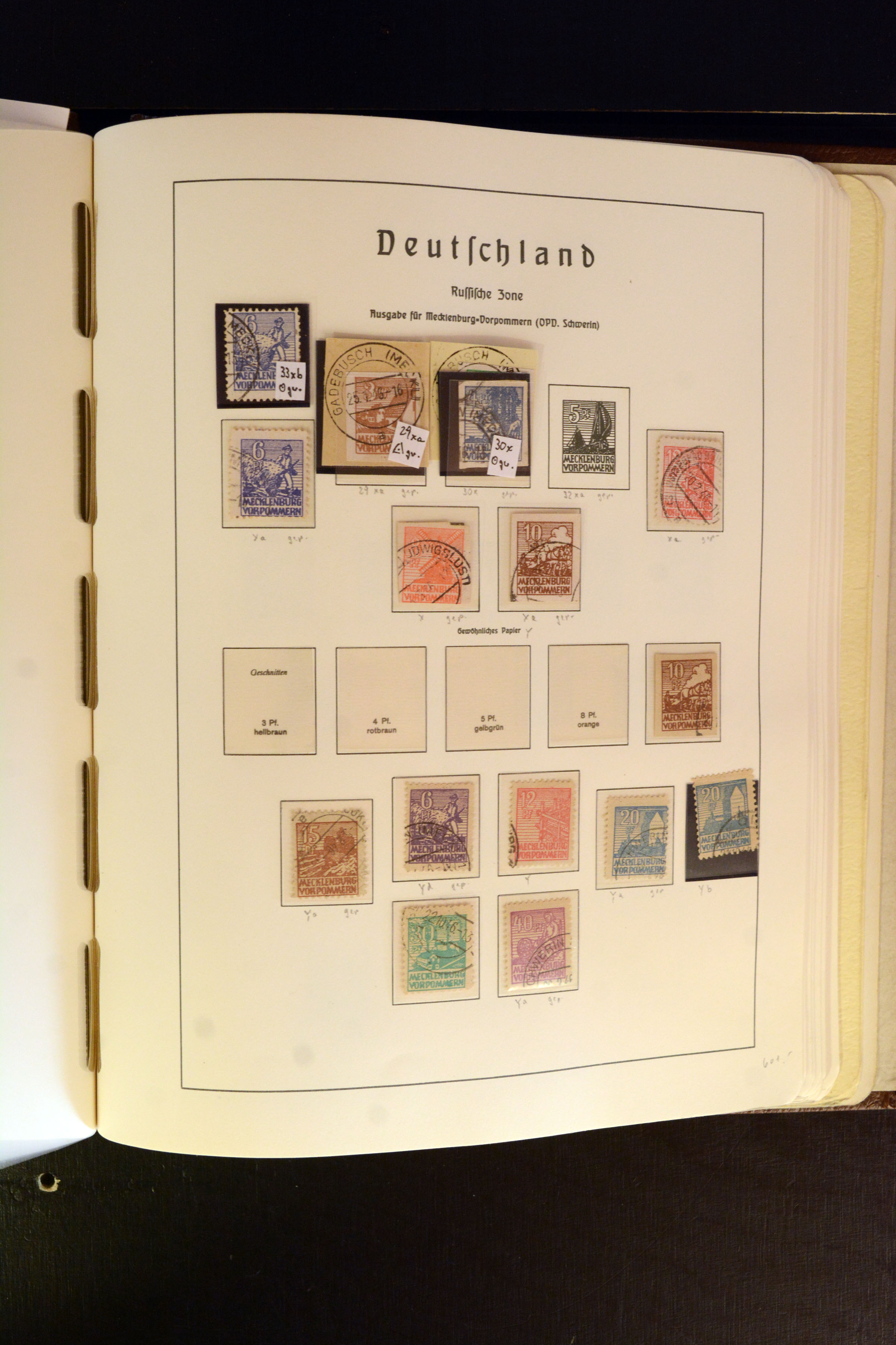 Lot 5093 - Main catalogue germany after 1945 -  Heinrich Koehler Auktionen Auction #368- Day 3