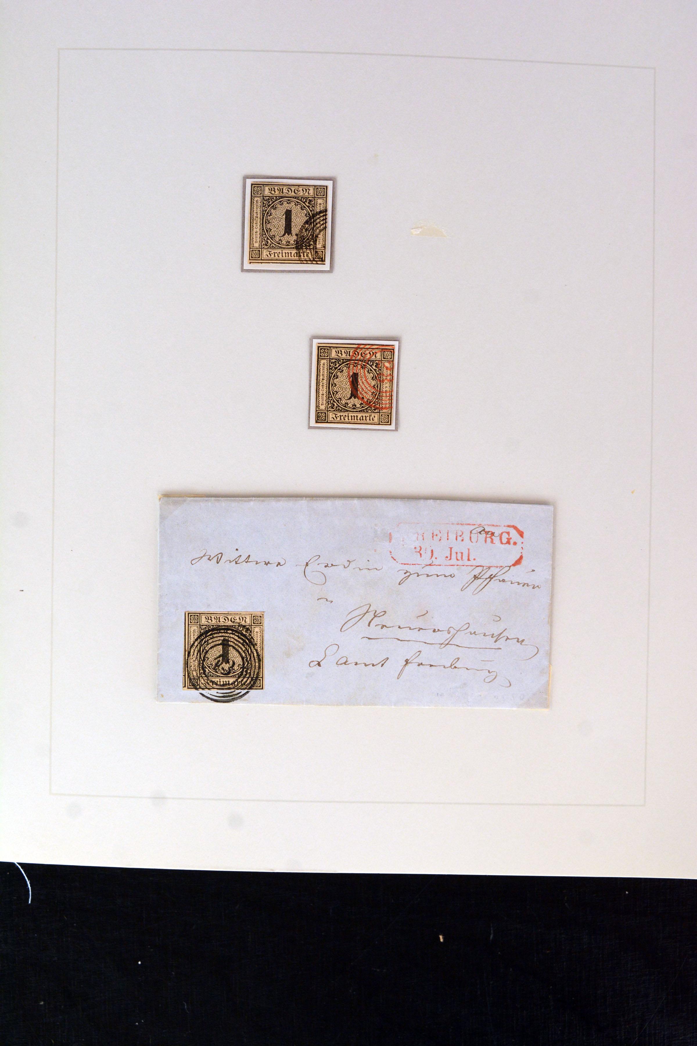 Lot 4626 - german states Baden -  Heinrich Koehler Auktionen Auction #368- Day 3
