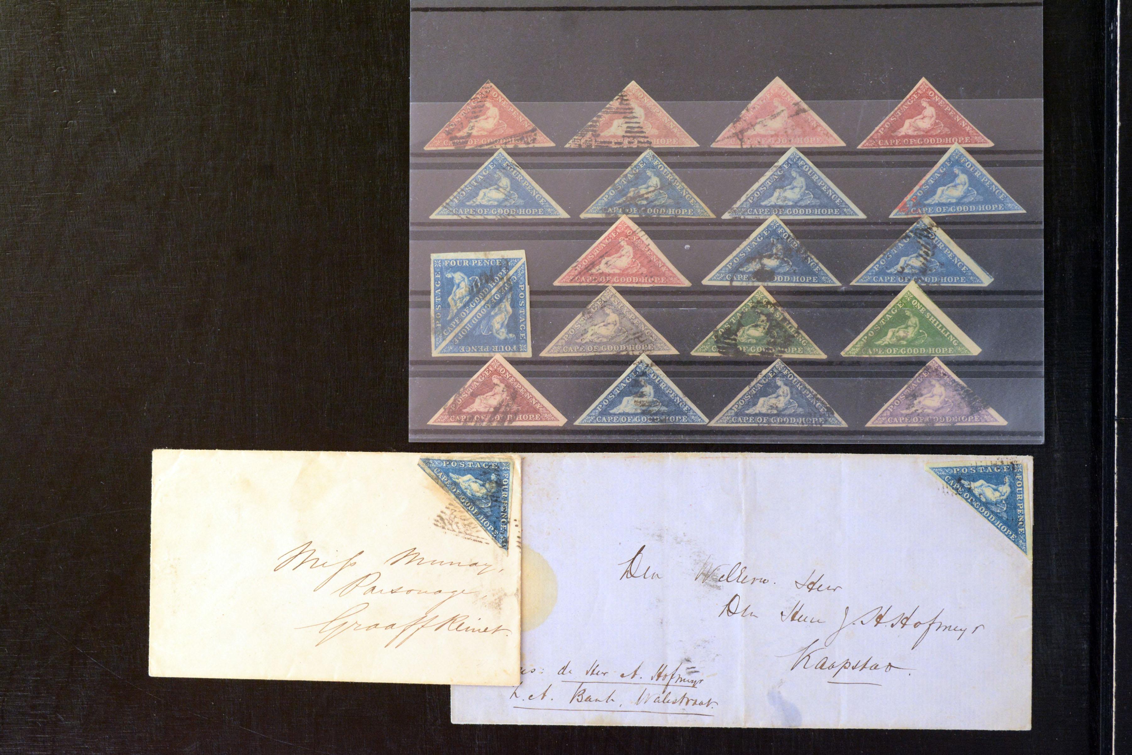 Lot 4174 - British Commonwealth cape of good hope -  Heinrich Koehler Auktionen Auction #368- Day 3