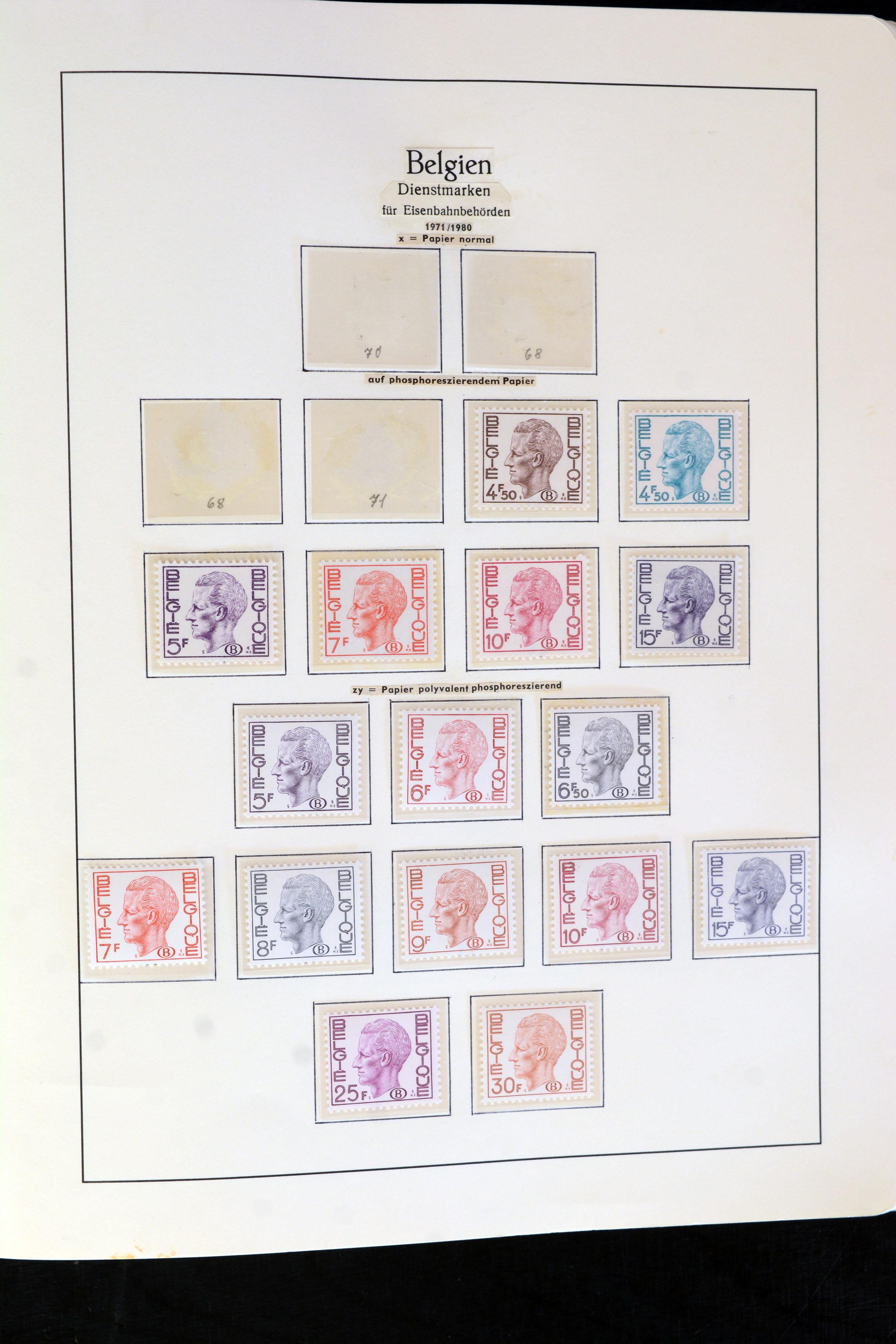 Lot 4053 - europe Belgium -  Heinrich Koehler Auktionen Auction #368- Day 3