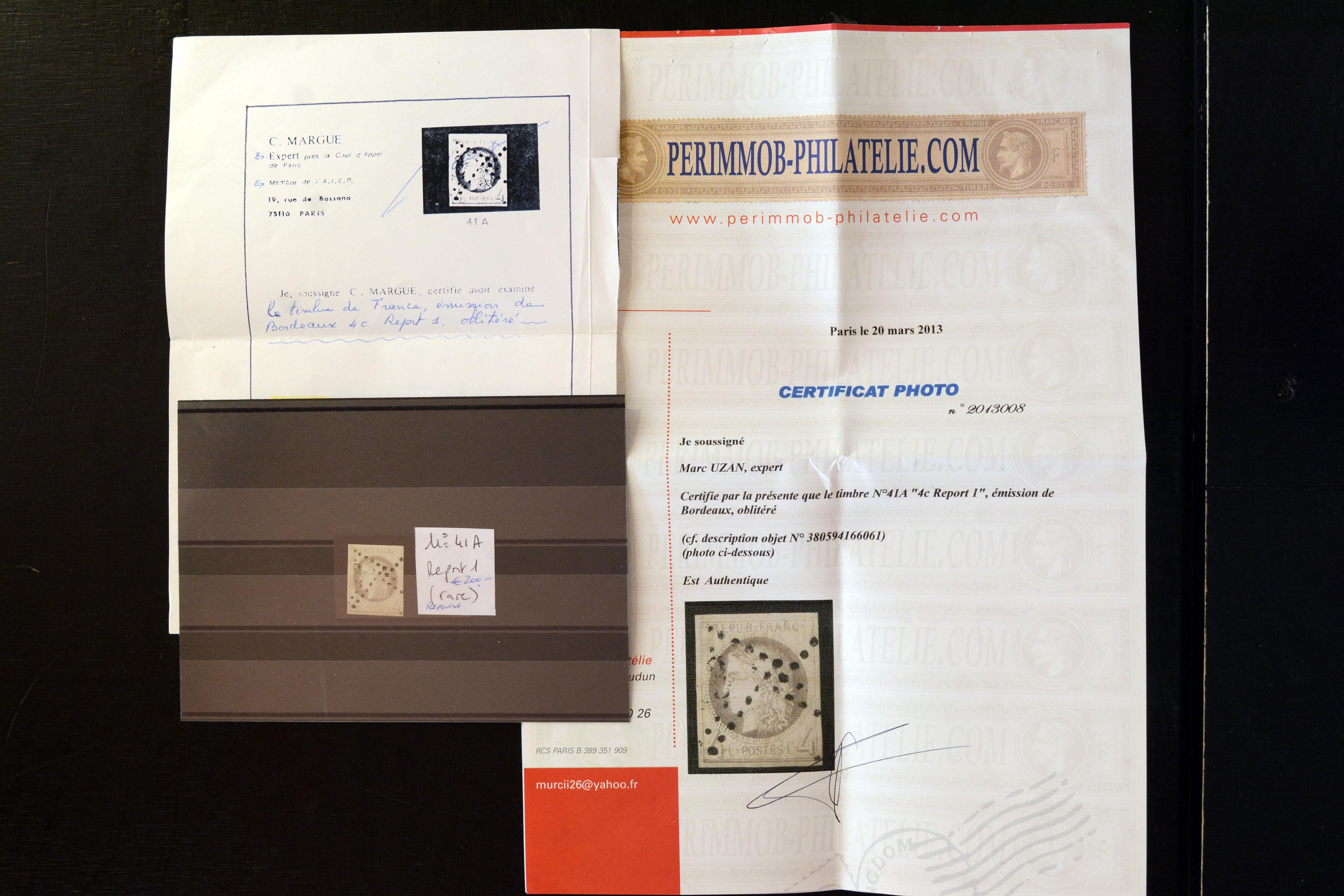 Lot 4088 - europe France -  Heinrich Koehler Auktionen Auction #368- Day 3