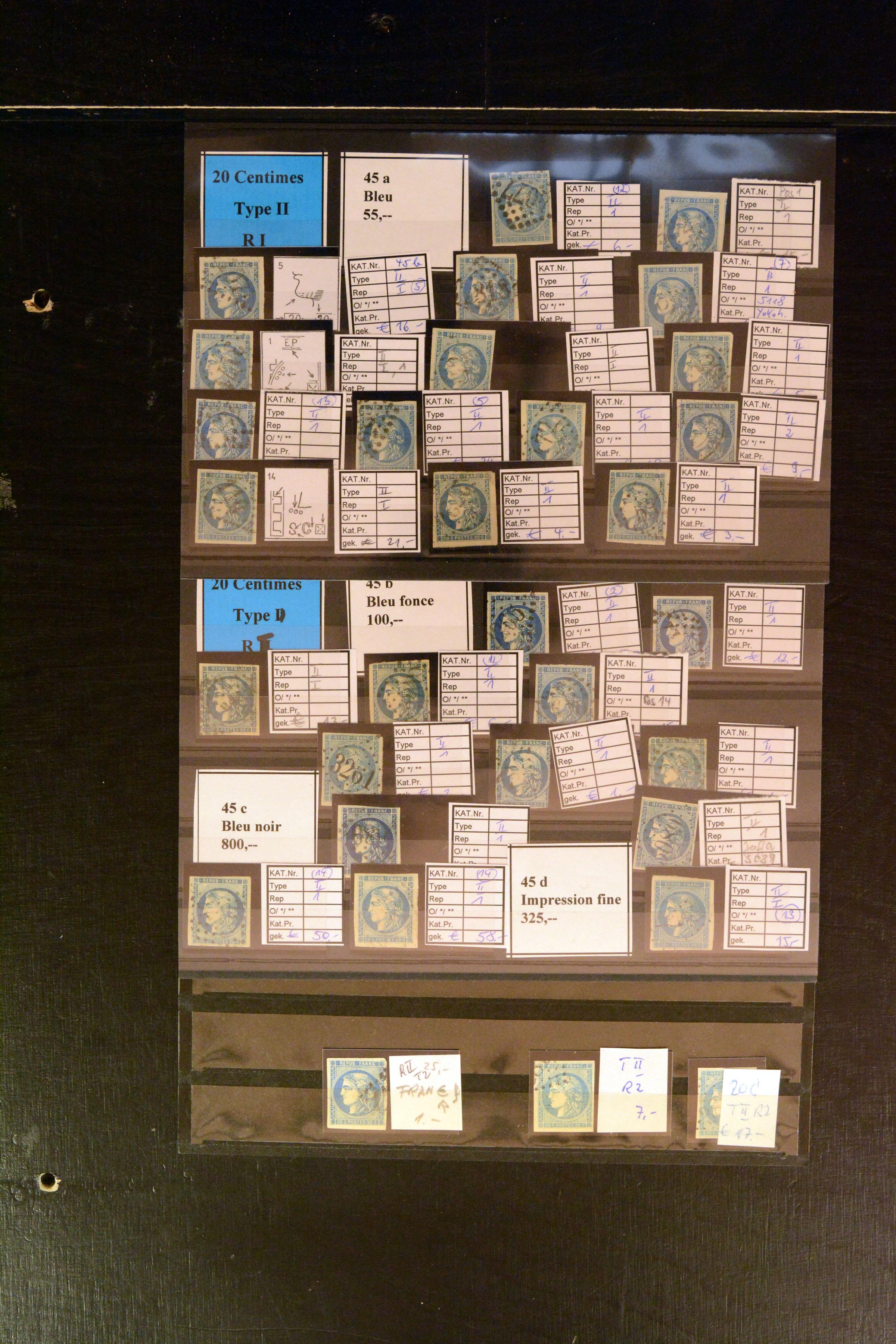 Lot 4091 - europe France -  Heinrich Koehler Auktionen Auction #368- Day 3