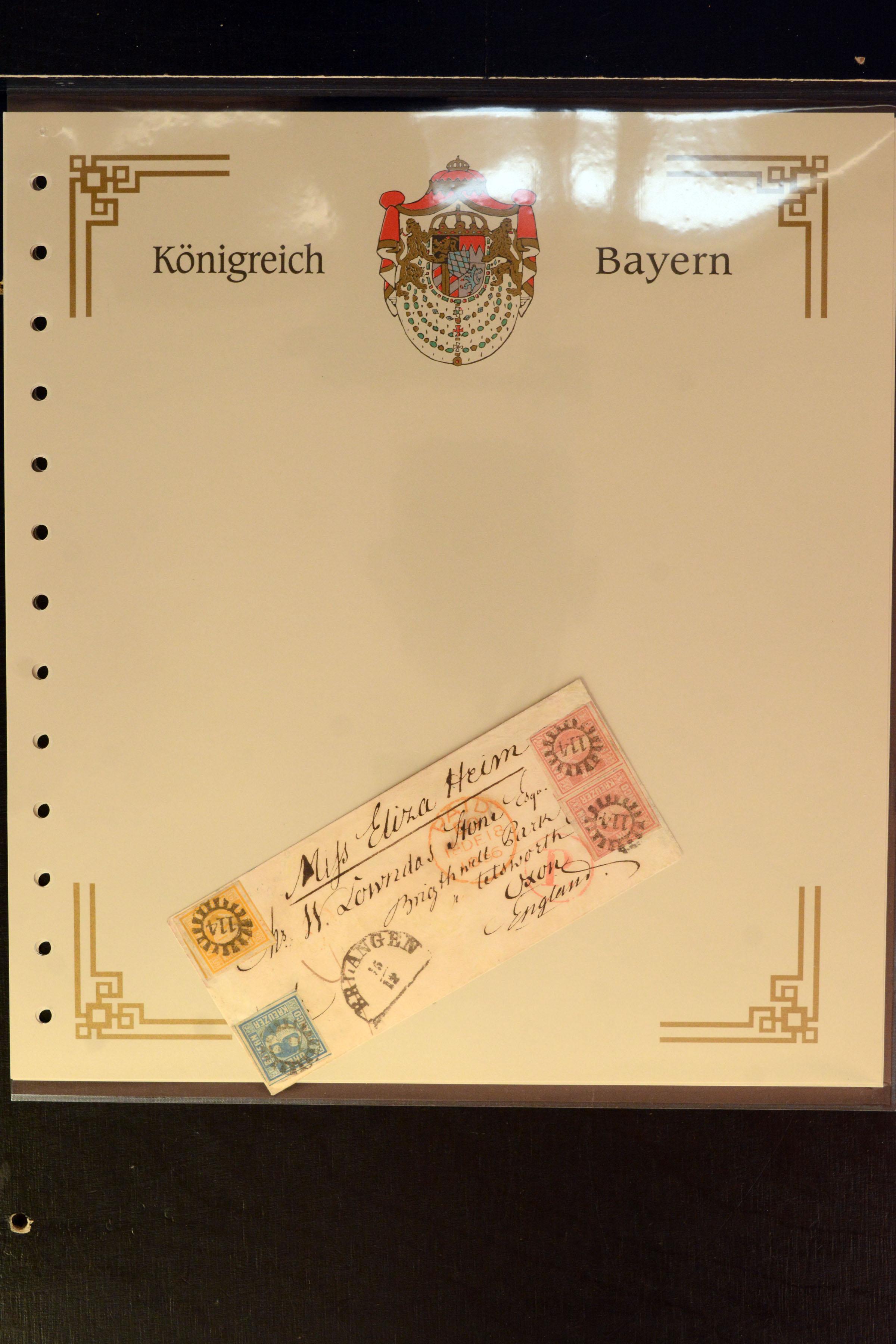 Lot 4643 - german states bavaria -  Heinrich Koehler Auktionen Auction #368- Day 3