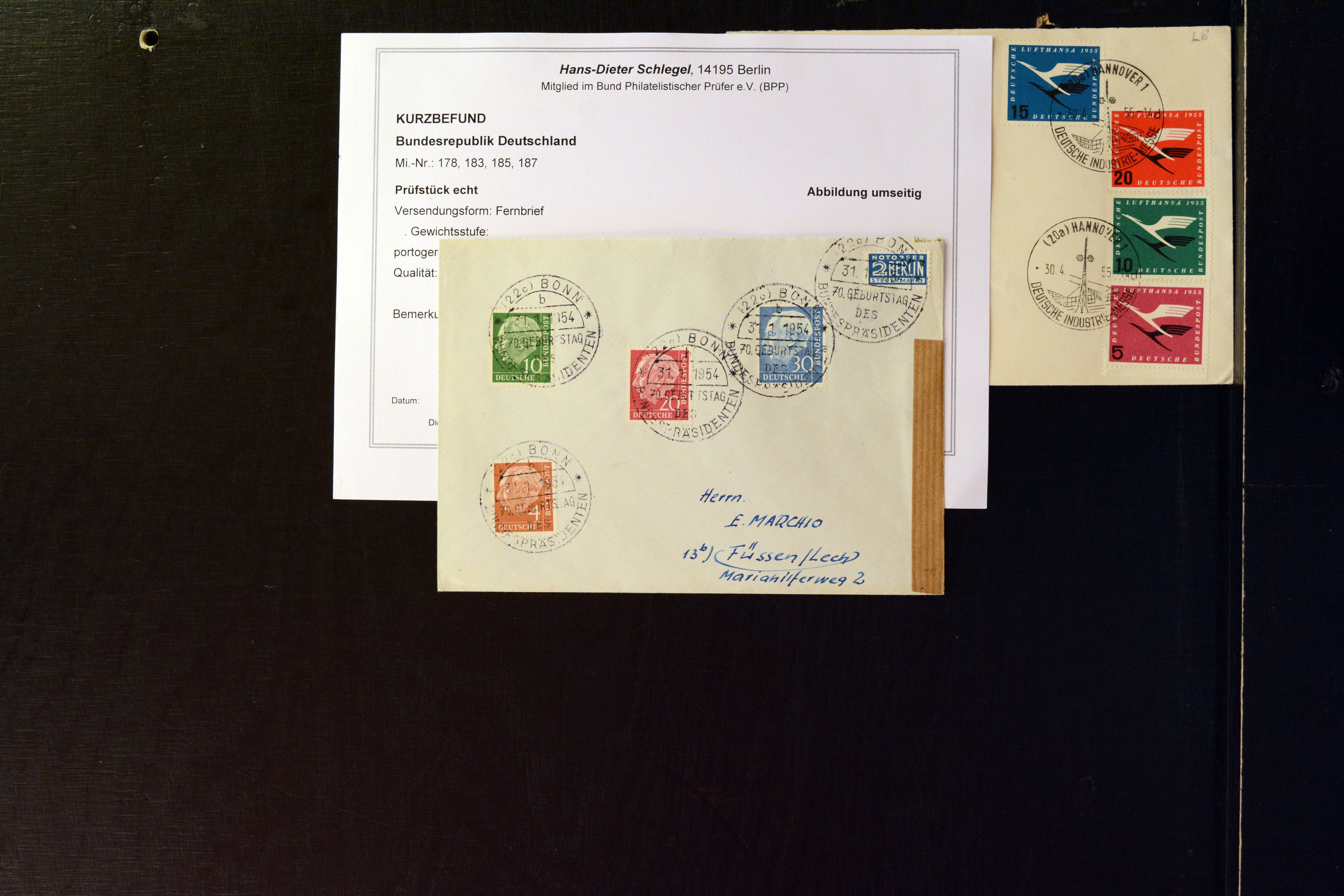 Lot 5259 - germany after 1945 federal republic of germany -  Heinrich Koehler Auktionen Auction #368- Day 3