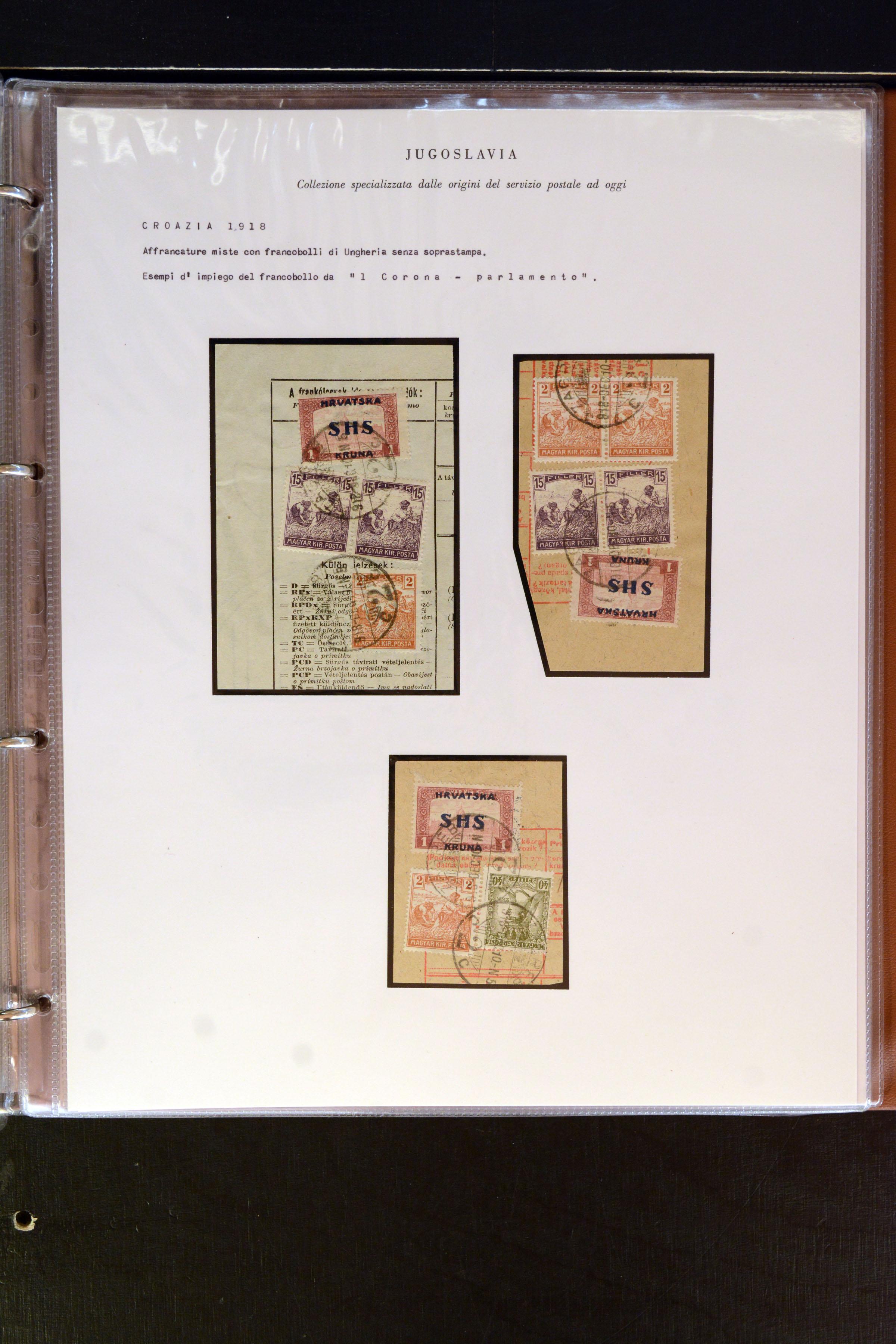 Lot 4214 - europe Yugoslavia -  Heinrich Koehler Auktionen Auction #368- Day 3