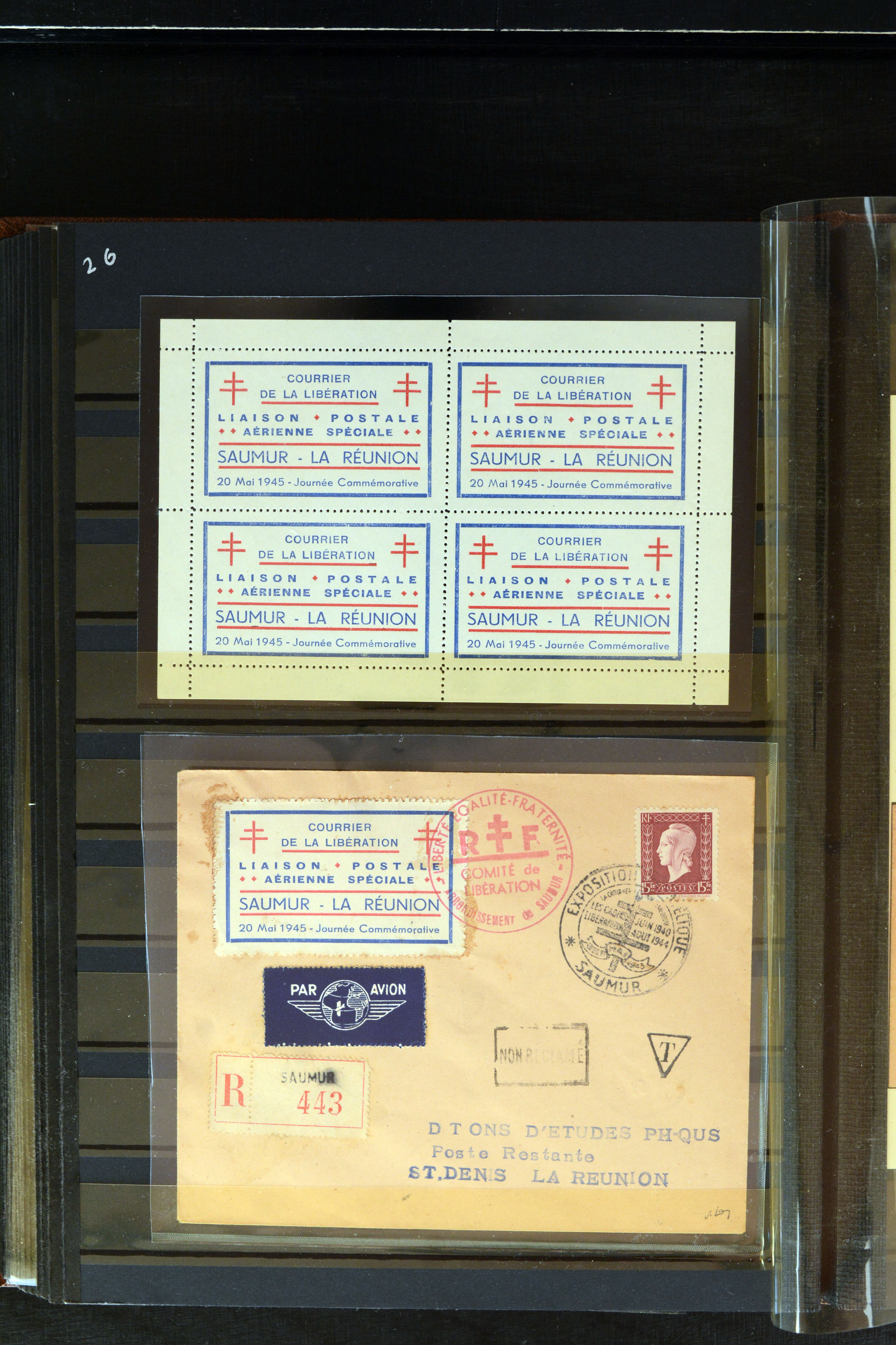 Lot 4103 - France France- local issues -  Heinrich Koehler Auktionen Auction #368- Day 3