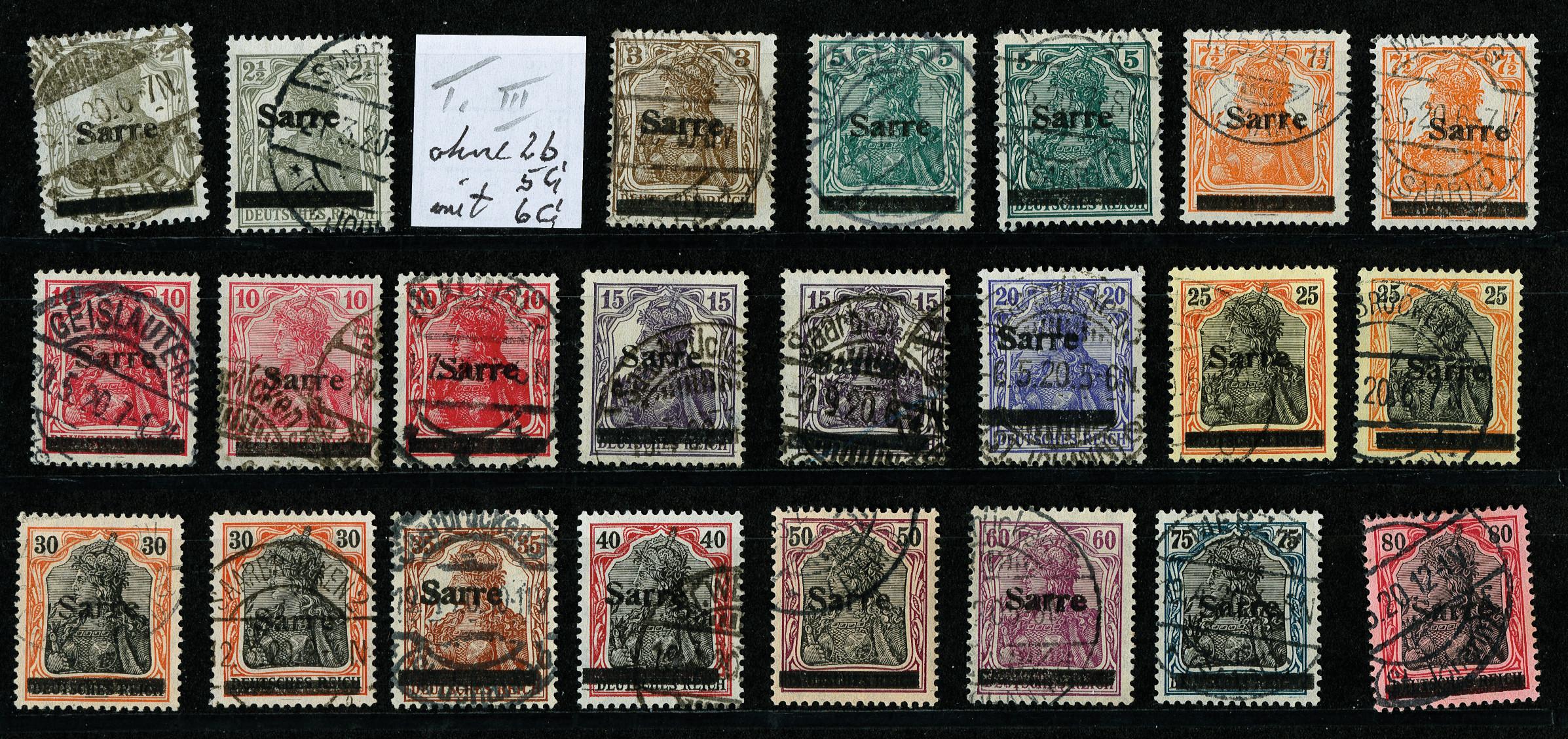 Lot 1974 - Main catalogue saar -  Heinrich Koehler Auktionen Auction #371- Day 4