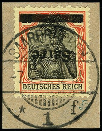 Lot 1904 - Main catalogue saar -  Heinrich Koehler Auktionen Auction #371- Day 4