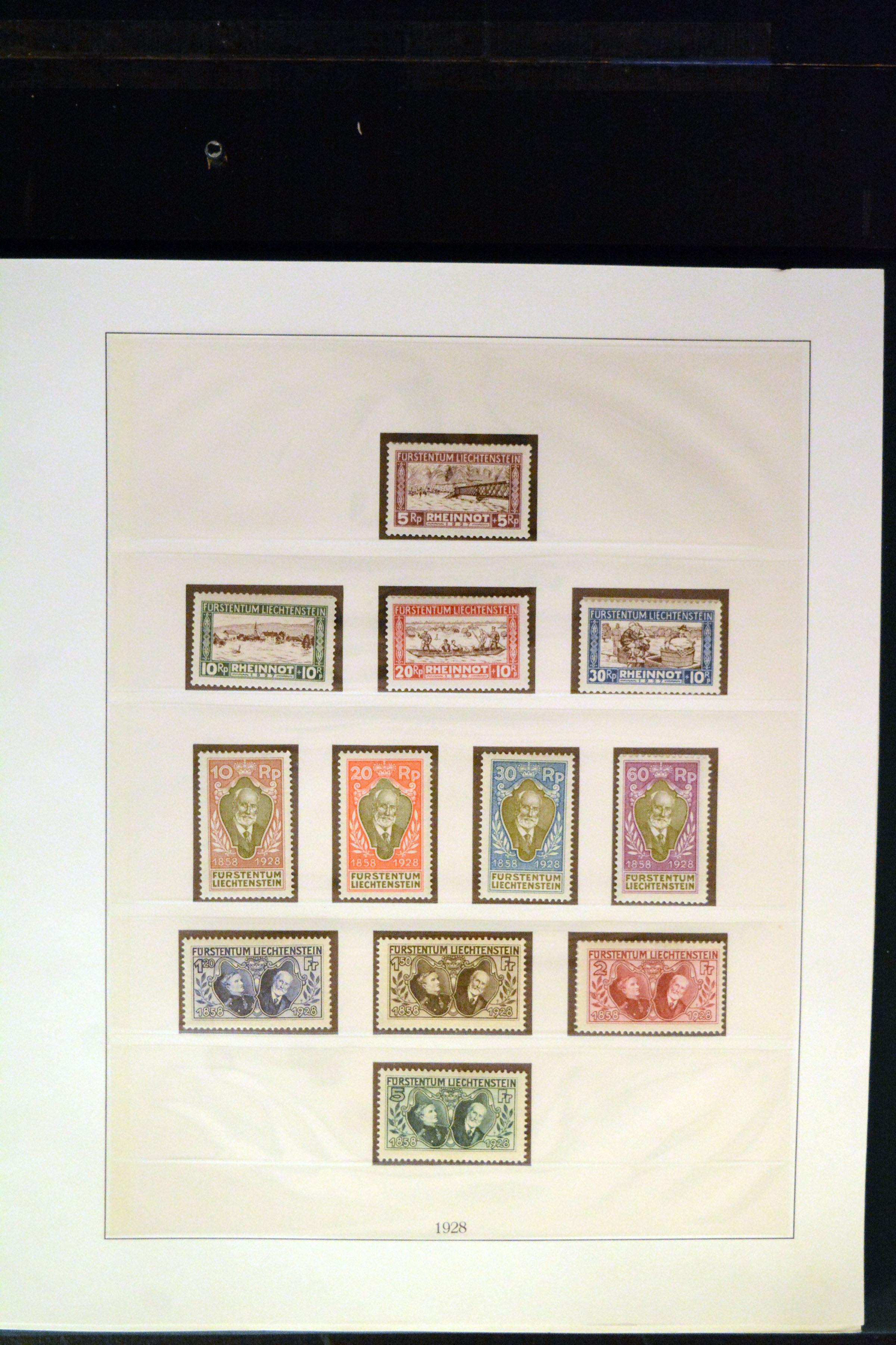 Stamp Auction Europe Liechtenstein Auction 371 Day 3