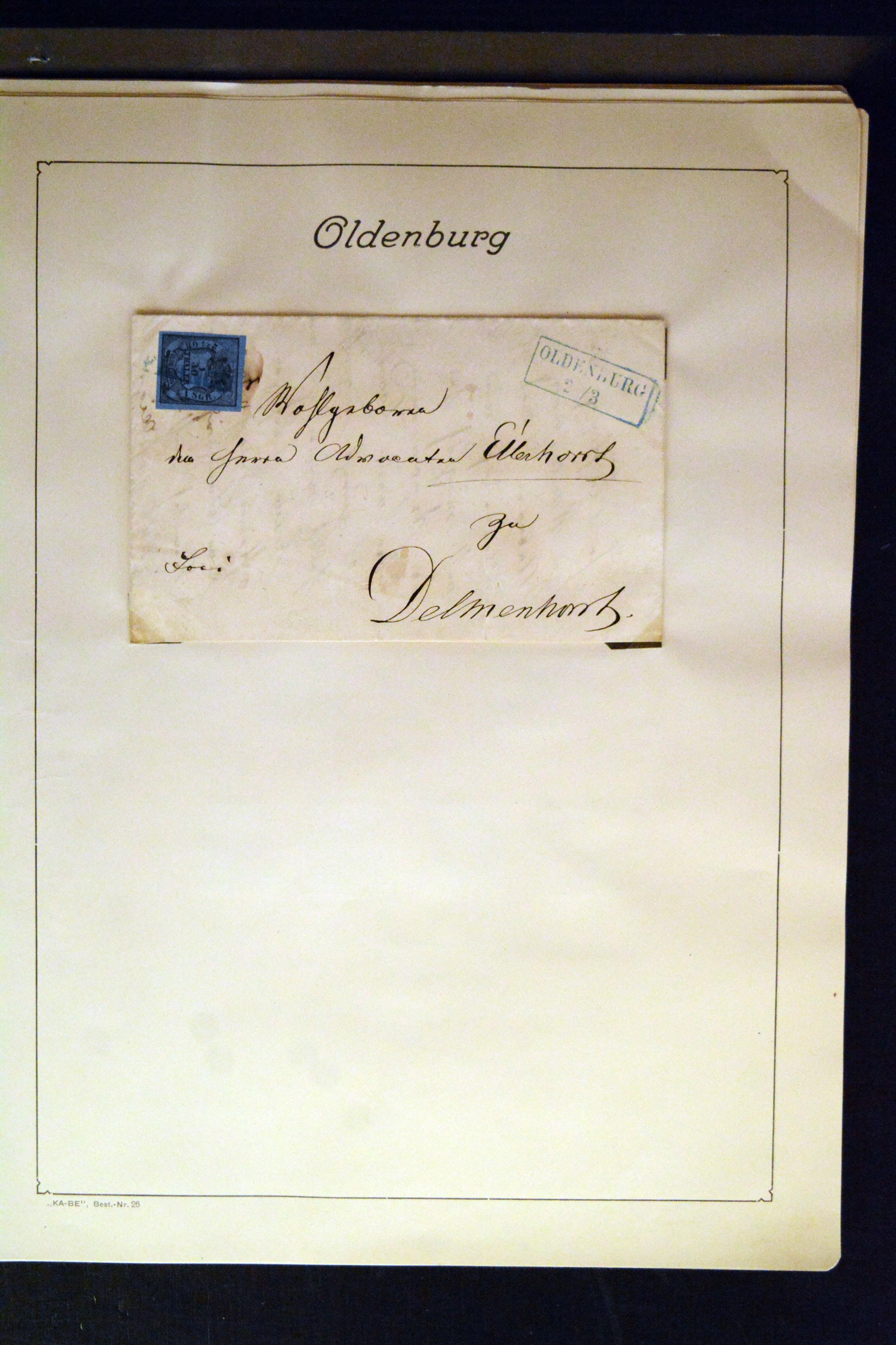Lot 3559 - Main catalogue german states -  Heinrich Koehler Auktionen Auction #371- Day 3