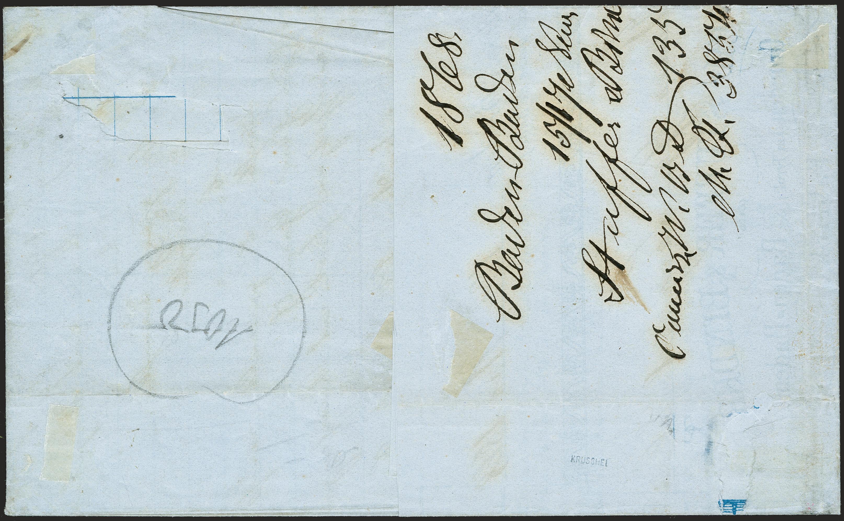Lot 8 - Altdeutsche Staaten Baden -  Heinrich Koehler Auktionen 372nd Auction - The ERIVAN Collection