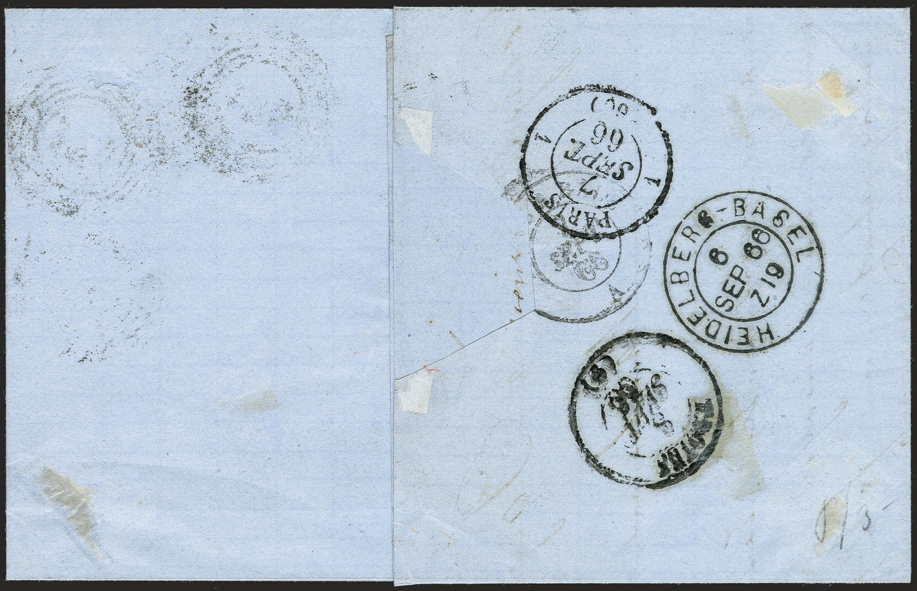 Lot 11 - Altdeutsche Staaten Baden -  Heinrich Koehler Auktionen 372nd Auction - The ERIVAN Collection