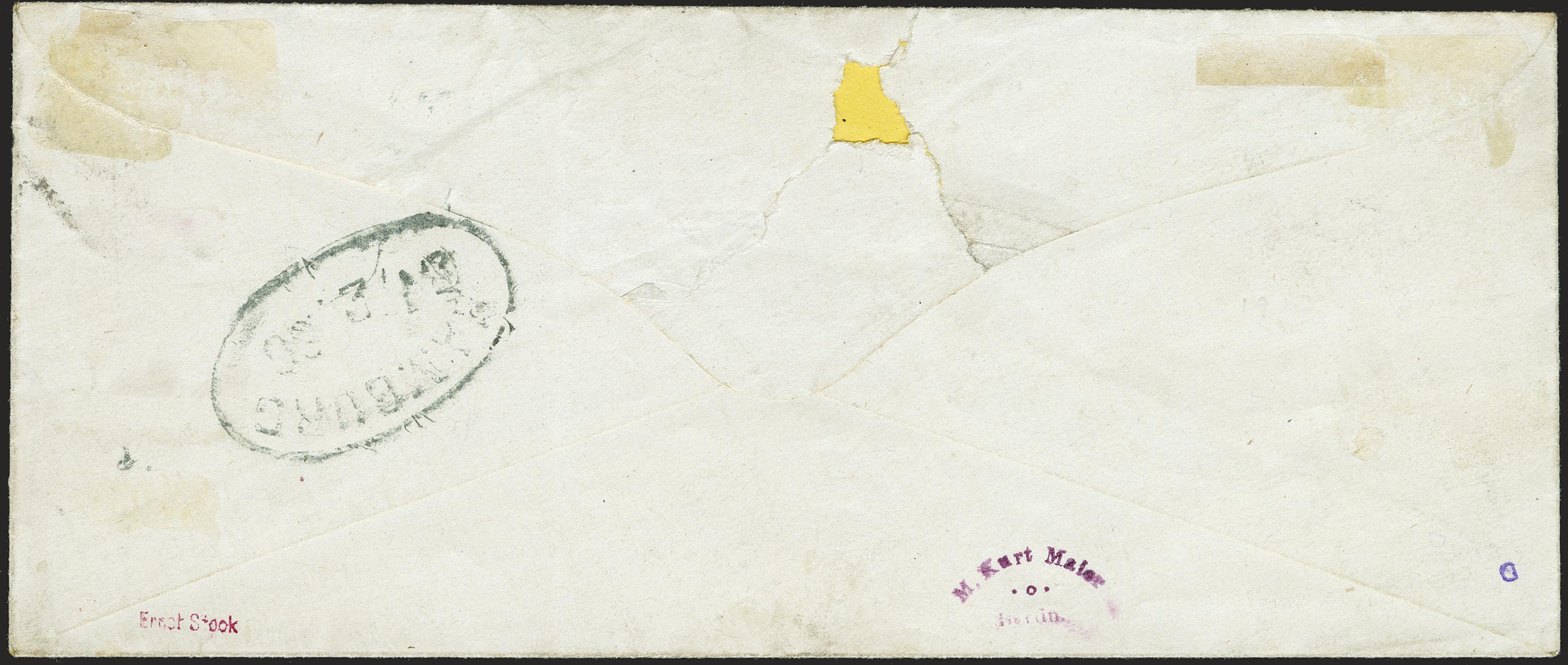 Lot 49 - Altdeutsche Staaten bergedorf -  Heinrich Koehler Auktionen 372nd Auction - The ERIVAN Collection