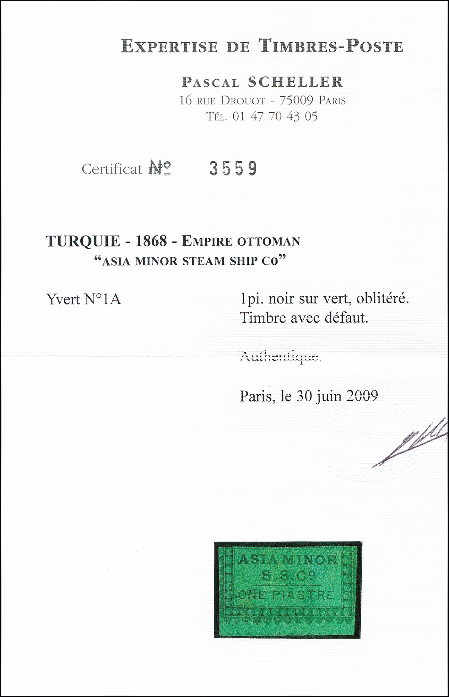 Lot 6035 - thrace Turkey - Ship mail issues, Ship Mail -  Heinrich Koehler Auktionen 373rd Heinrich Köhler auction - Day 1