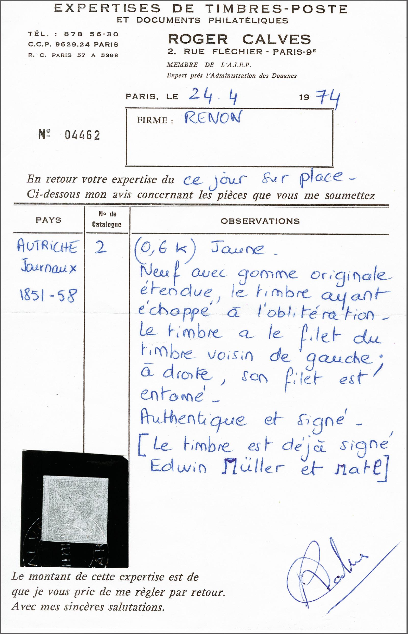 Lot 4 - europe Austria -  Heinrich Koehler Auktionen 373rd Heinrich Köhler auction - Day 1