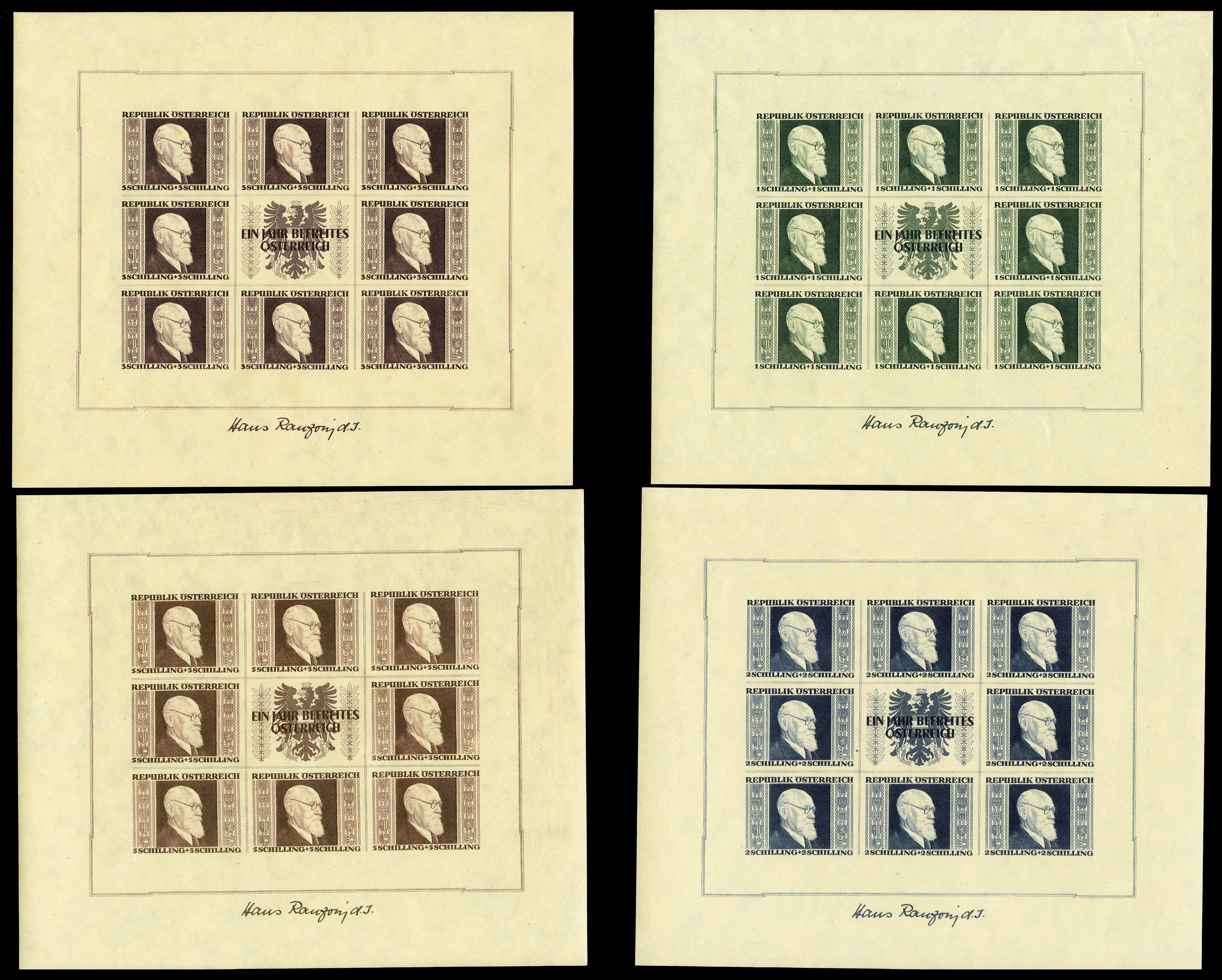 Lot 10 - europe Austria -  Heinrich Koehler Auktionen 373rd Heinrich Köhler auction - Day 1