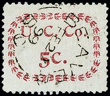 Lot 6111 - Canada Crown Colony of Canada, Ship Mail -  Heinrich Koehler Auktionen 373rd Heinrich Köhler auction - Day 1