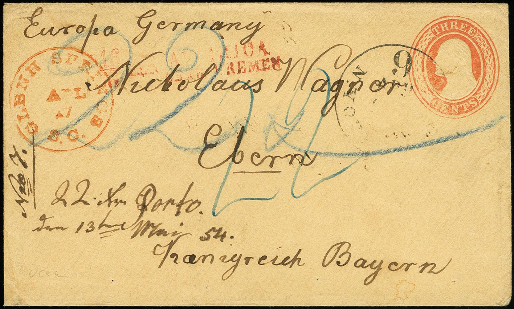 Lot 2965 - german states bremen -  Heinrich Koehler Auktionen 373rd Heinrich Köhler auction - Day 5
