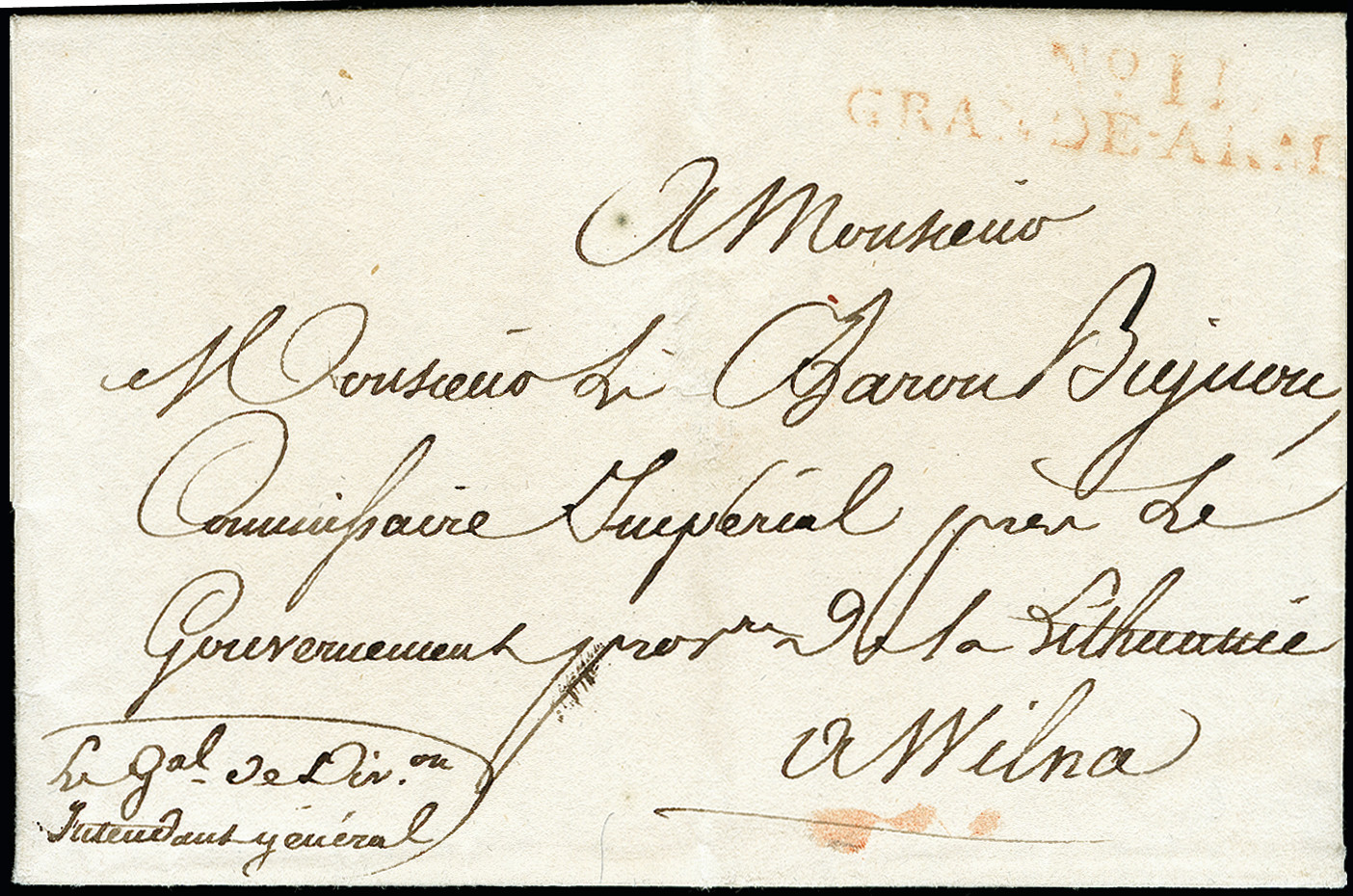 Lot 90 - europe Central Lithuania, Russia -  Heinrich Koehler Auktionen 373rd Heinrich Köhler auction - Day 1