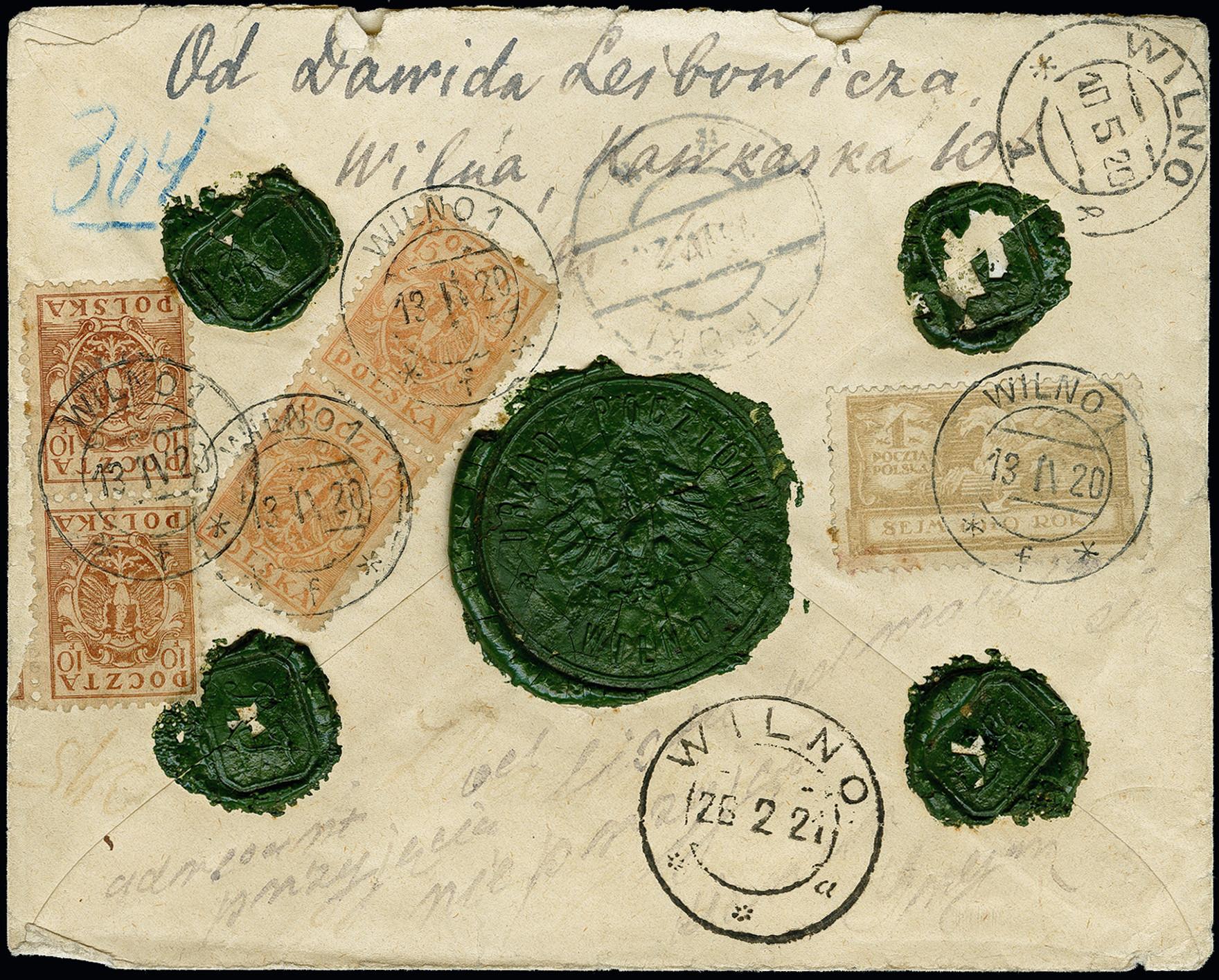 Lot 197 - europe Central Lithuania, Poland -  Heinrich Koehler Auktionen 373rd Heinrich Köhler auction - Day 1