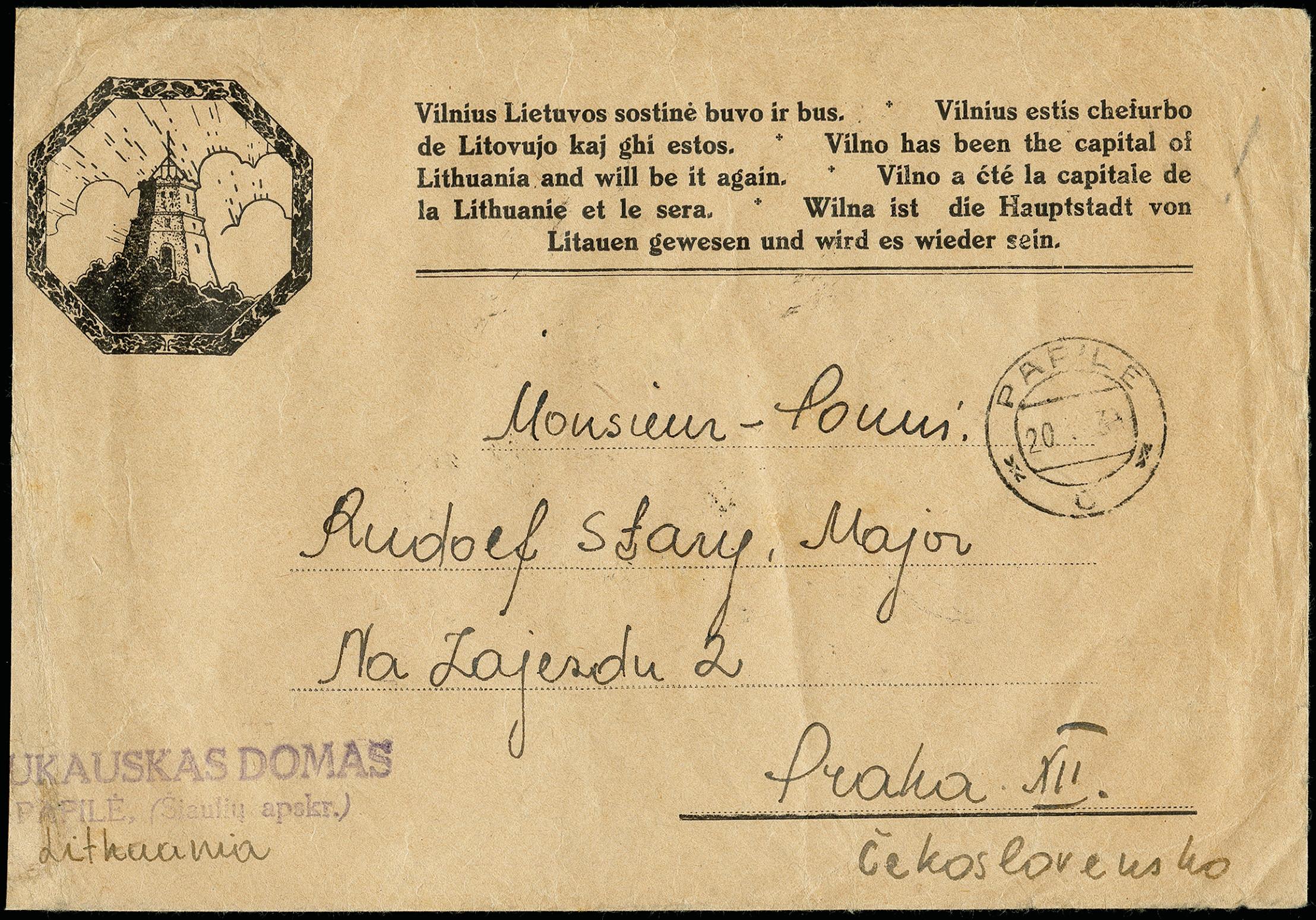 Lot 836 - europe Lithuania -  Heinrich Koehler Auktionen 373rd Heinrich Köhler auction - Day 1