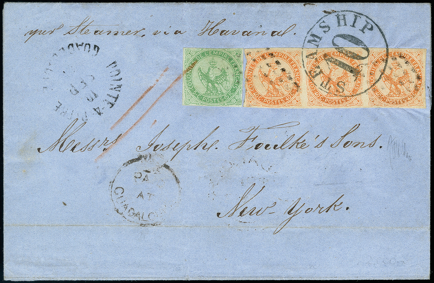 Lot 437 - europe danish west indies -  Heinrich Koehler Auktionen 373rd Heinrich Köhler auction - Day 1