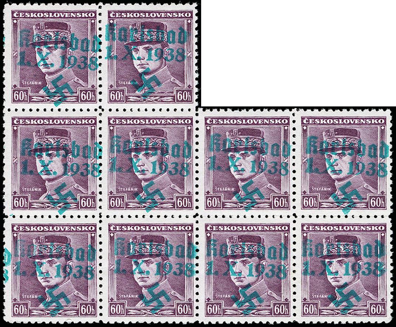 Lot 1934 - sudetenland sudetenland - karlsbad -  Heinrich Koehler Auktionen 373rd Heinrich Köhler auction - Day 1