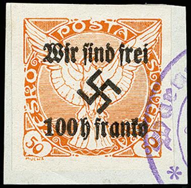 Lot 1940 - sudetenland sudetenland - rumburg -  Heinrich Koehler Auktionen 373rd Heinrich Köhler auction - Day 1