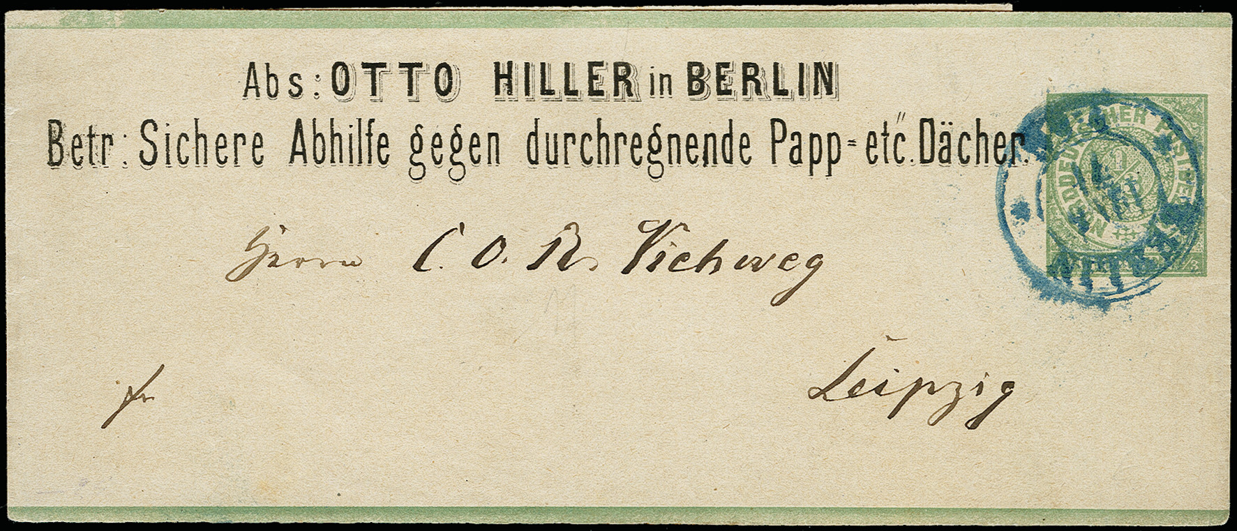 Lot 3120 - norddeutscher postbezirk Norddeutscher Postbezirk - postal stationary -  Heinrich Koehler Auktionen 373rd Heinrich Köhler auction - Day 5