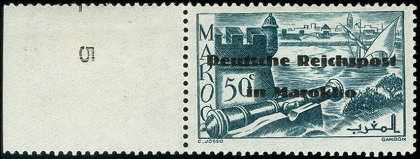 Lot 1988 - german occupation issues 1939/45 propaganda forgeries -  Heinrich Koehler Auktionen 373rd Heinrich Köhler auction - Day 1