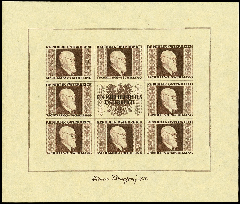 Lot 12 - europe Austria -  Heinrich Koehler Auktionen 373rd Heinrich Köhler auction - Day 1