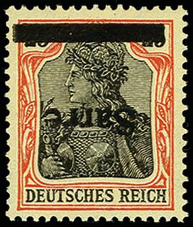 Lot 1650 - Main catalogue saar -  Heinrich Koehler Auktionen 373rd Heinrich Köhler auction - Day 4
