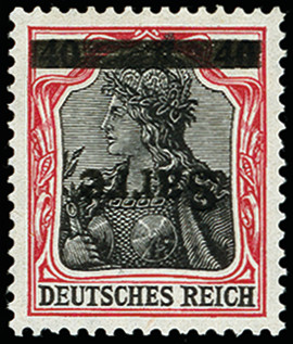 Lot 1655 - Main catalogue saar -  Heinrich Koehler Auktionen 373rd Heinrich Köhler auction - Day 4