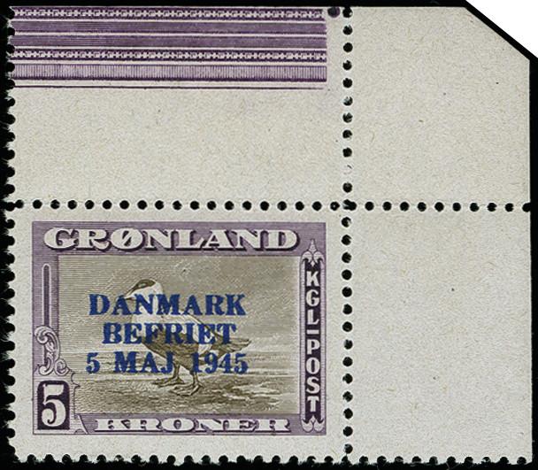 Lot 338 - europe Greenland -  Heinrich Koehler Auktionen 373rd Heinrich Köhler auction - Day 1