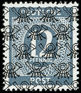Lot 2457 - germany after 1945 bizone -  Heinrich Koehler Auktionen 373rd Heinrich Köhler auction - Day 4