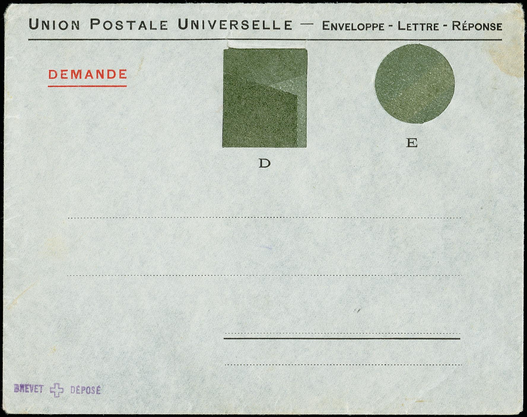 Lot 36 - Switzerland Switzerland - postal stationary -  Heinrich Koehler Auktionen 373rd Heinrich Köhler auction - Day 1