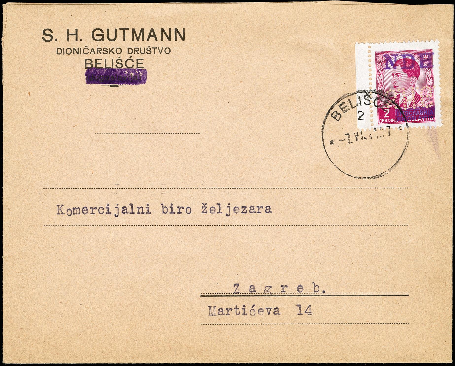 Lot 269 - europe Croatia -  Heinrich Koehler Auktionen 373rd Heinrich Köhler auction - Day 1