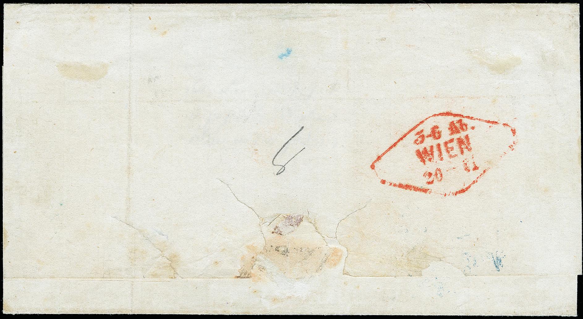 Lot 6166 - Austria DDSG, Ship Mail -  Heinrich Koehler Auktionen 373rd Heinrich Köhler auction - Day 1